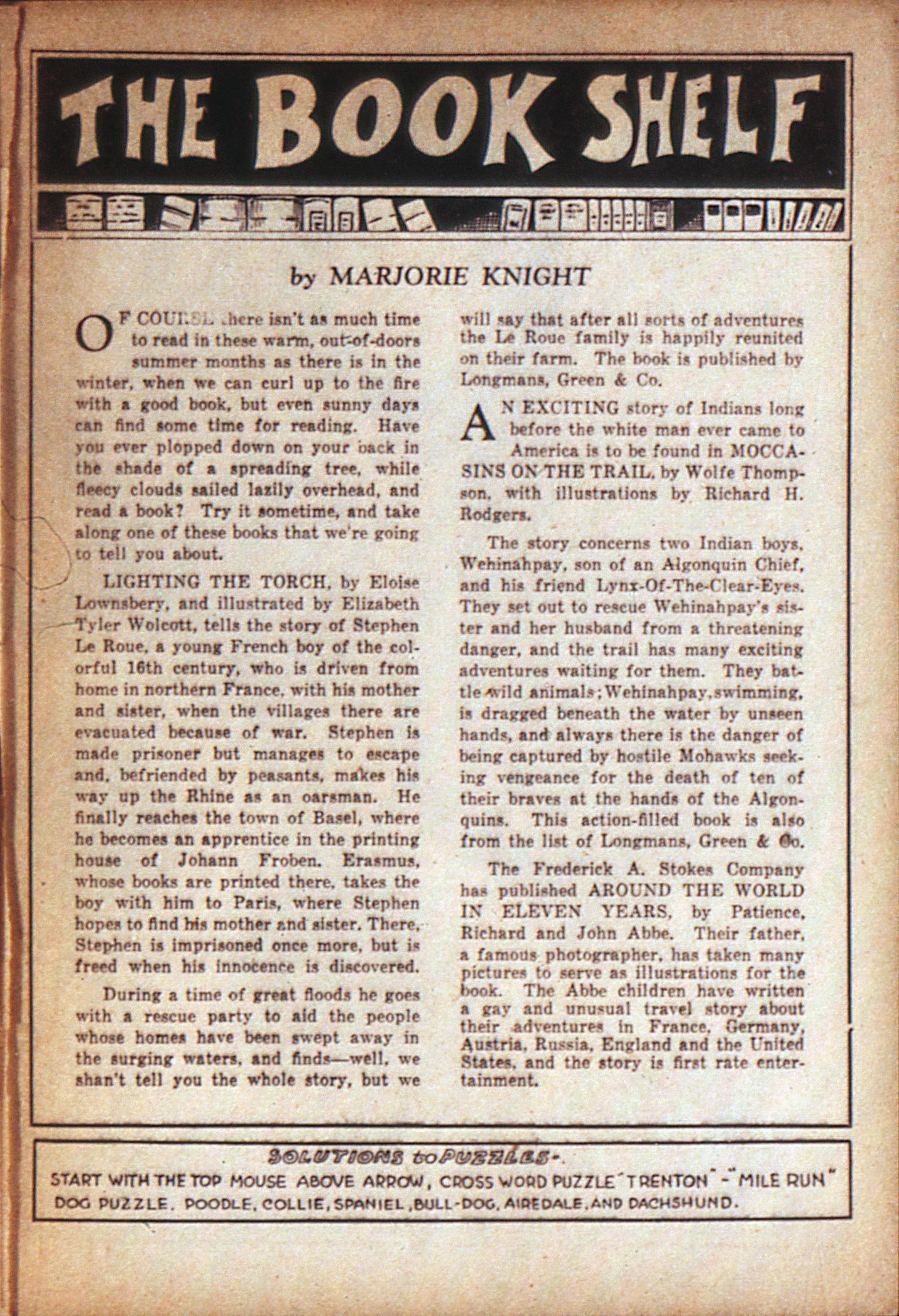 Read online Adventure Comics (1938) comic -  Issue #7 - 49
