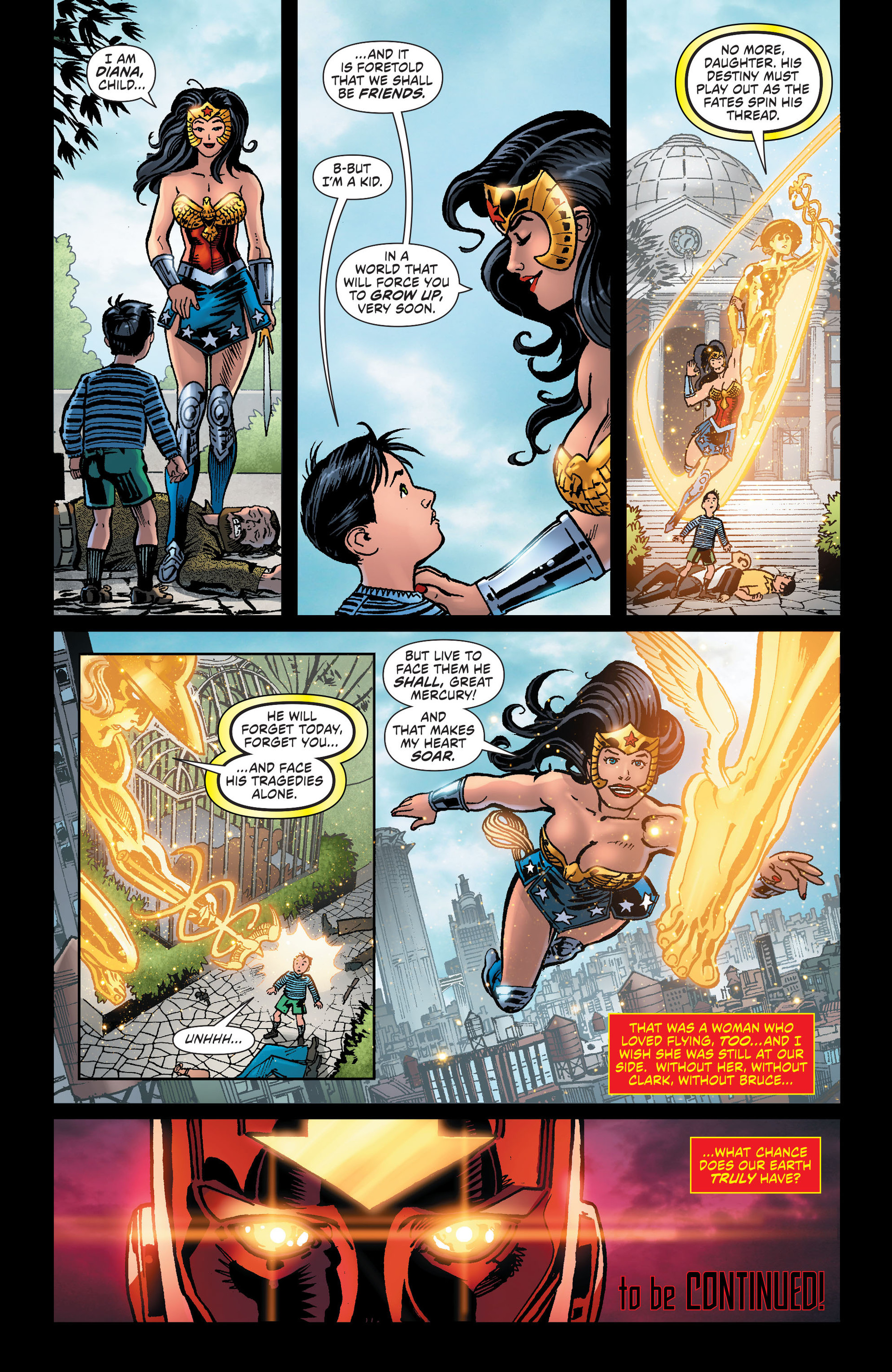 Read online Worlds' Finest comic -  Issue #28 - 21