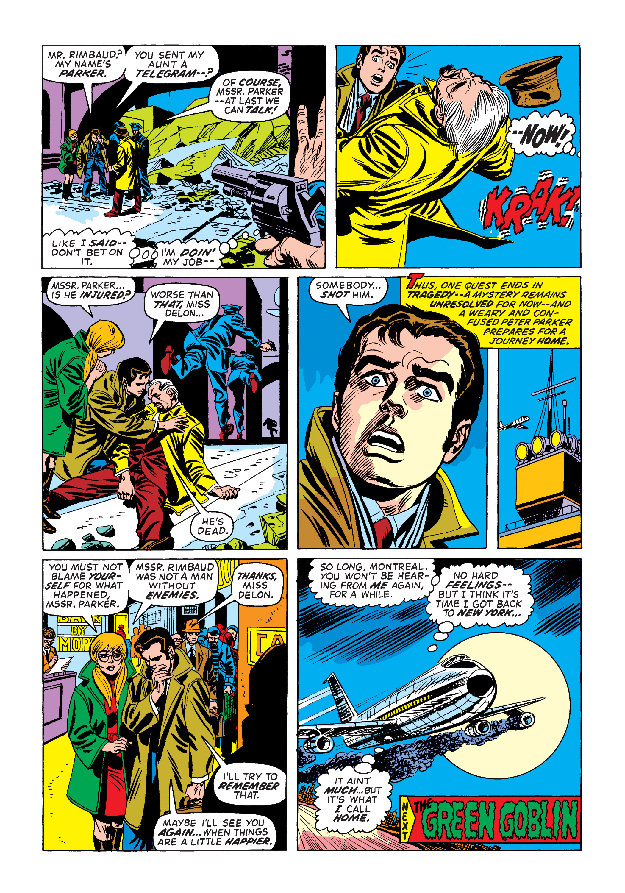 The Amazing Spider-Man (1963) 120 Page 20