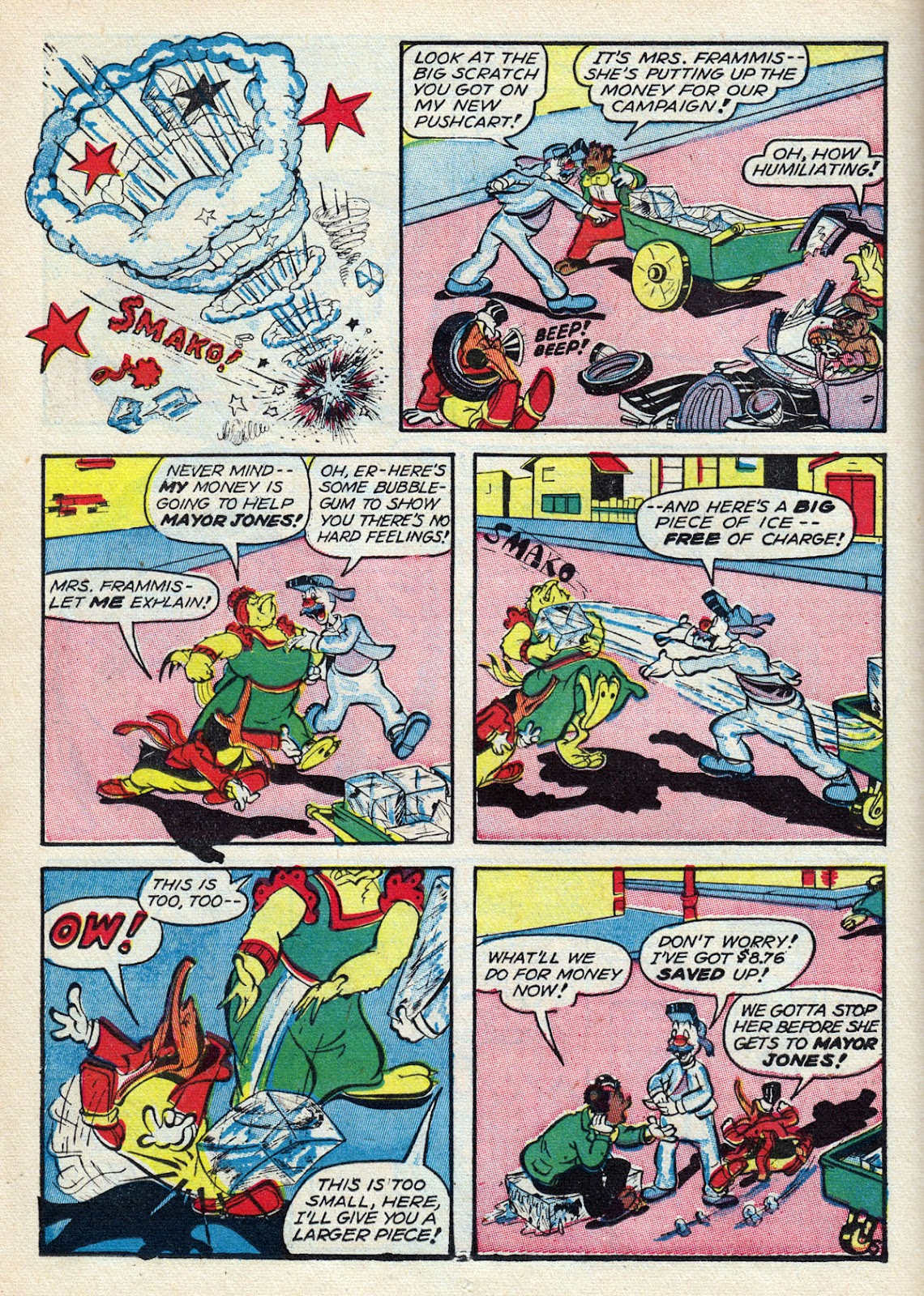 Read online Comedy Comics (1942) comic -  Issue #14 - 24