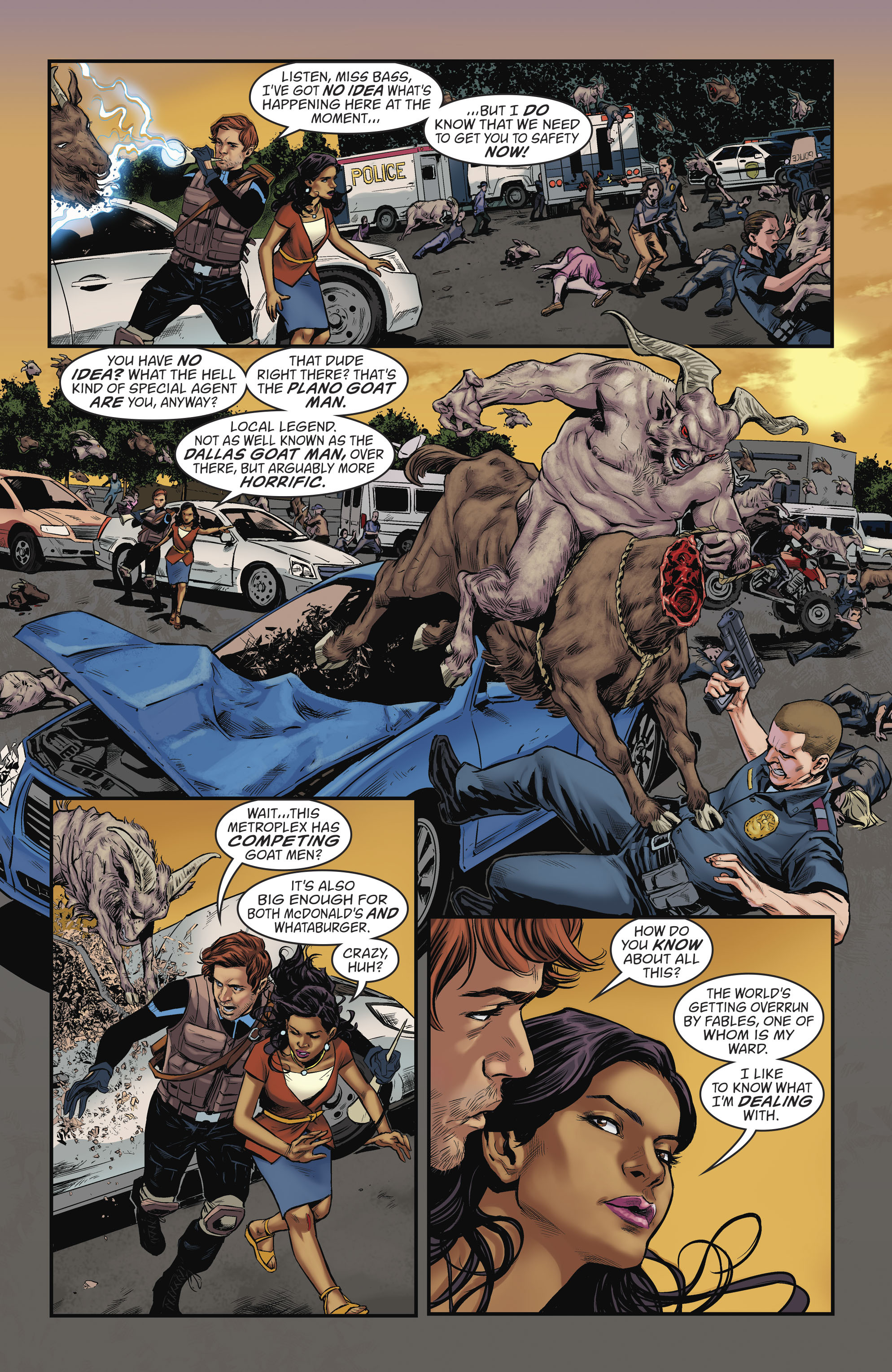 Read online Everafter comic -  Issue #9 - 11