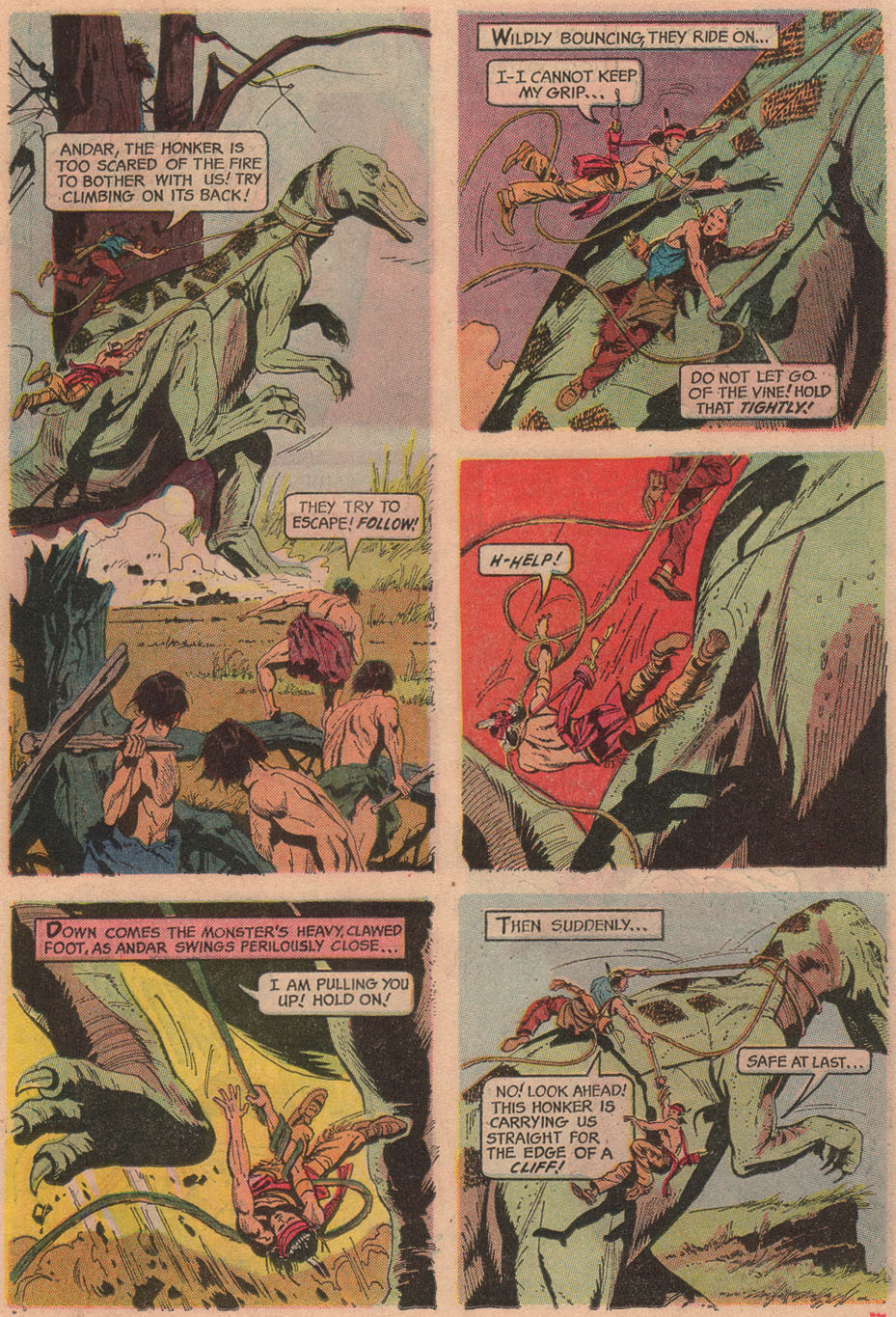 Read online Turok, Son of Stone comic -  Issue #53 - 15
