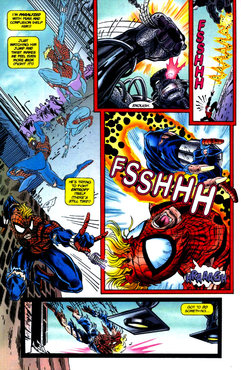 The New Warriors Issue #70 #74 - English 20