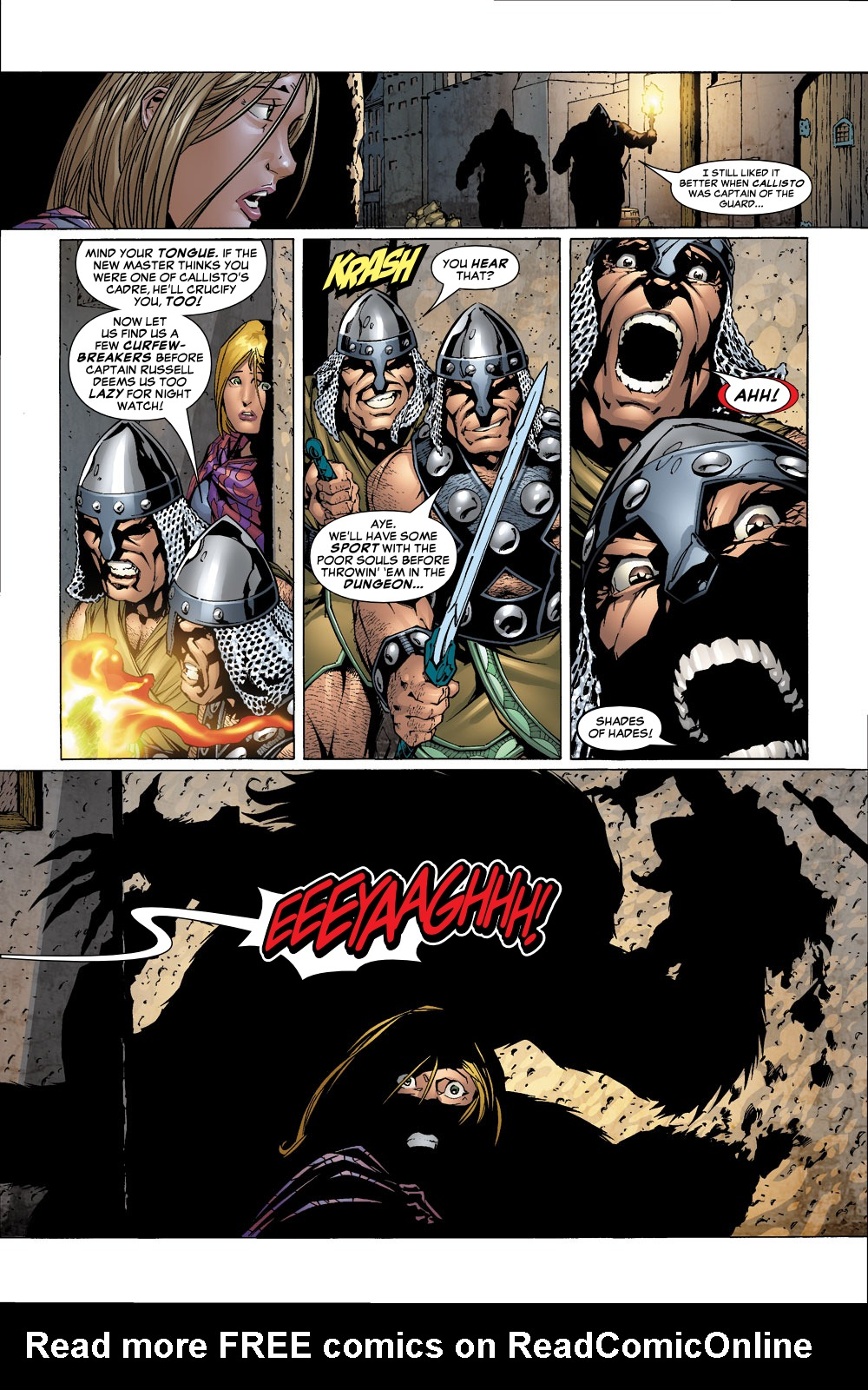 Exiles (2001) Issue #55 #56 - English 3