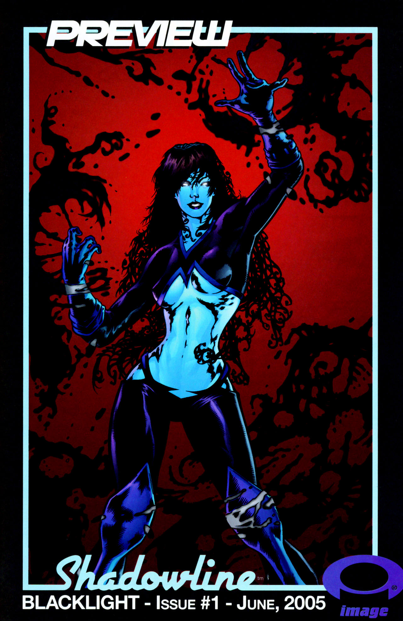 Read online ShadowHawk (2005) comic -  Issue #1 - 26