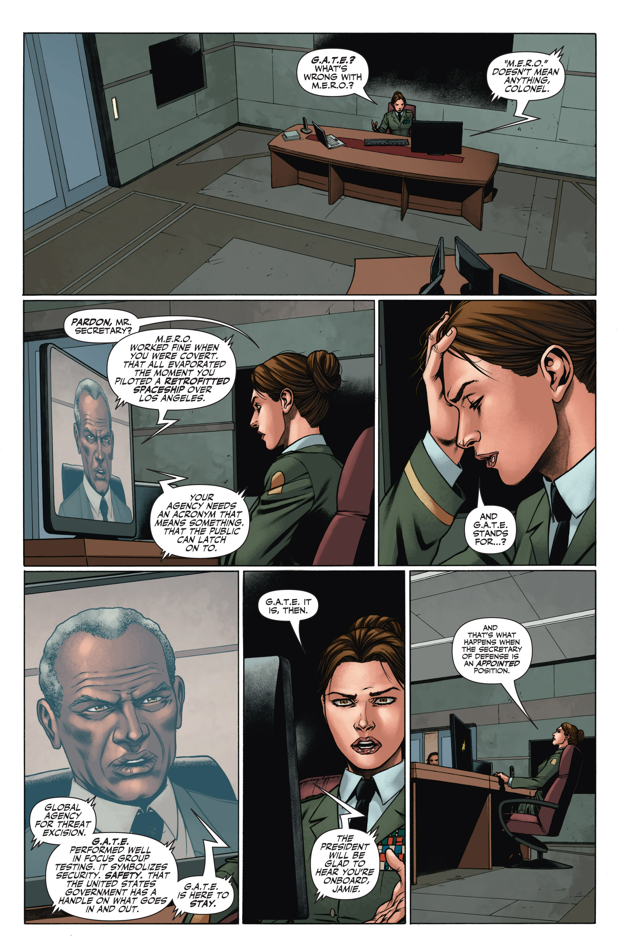 Read online Armor Hunters: Aftermath comic -  Issue # Full - 9