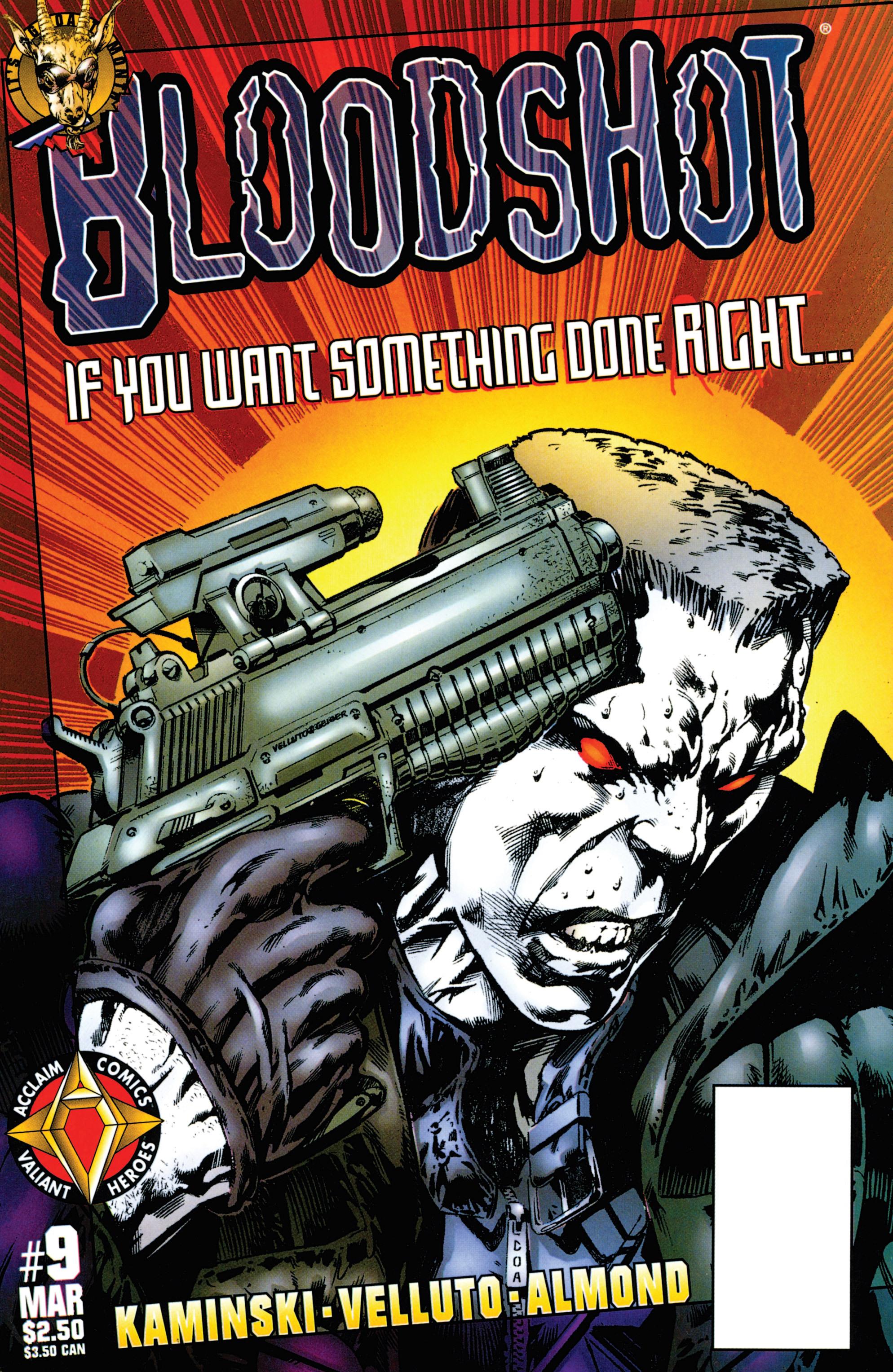 Bloodshot (1997) 9 Page 1
