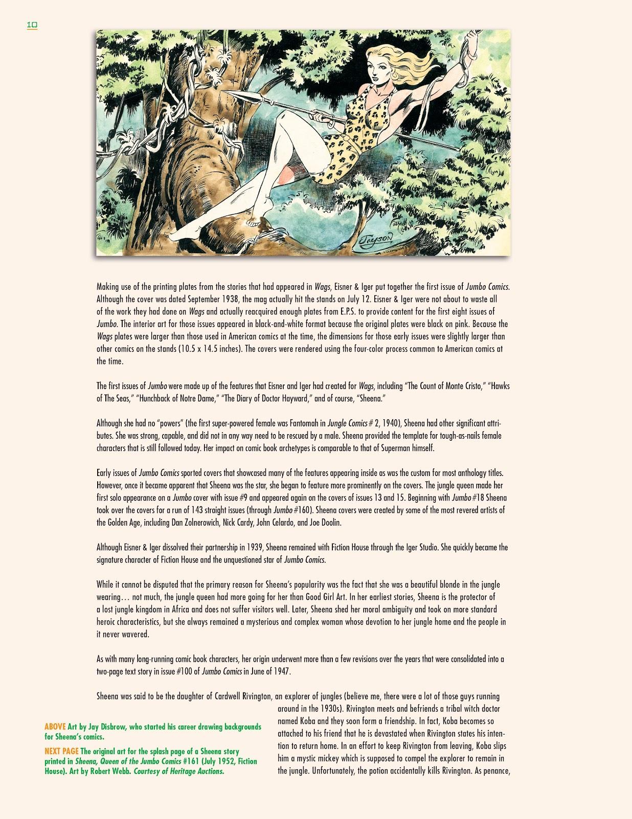 Read online Jungle Girls comic -  Issue # TPB (Part 1) - 12