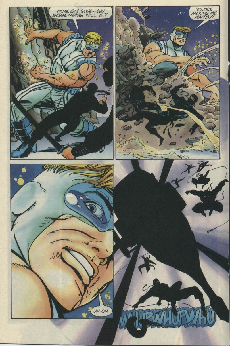 Read online Secret Weapons comic -  Issue #5 - 14