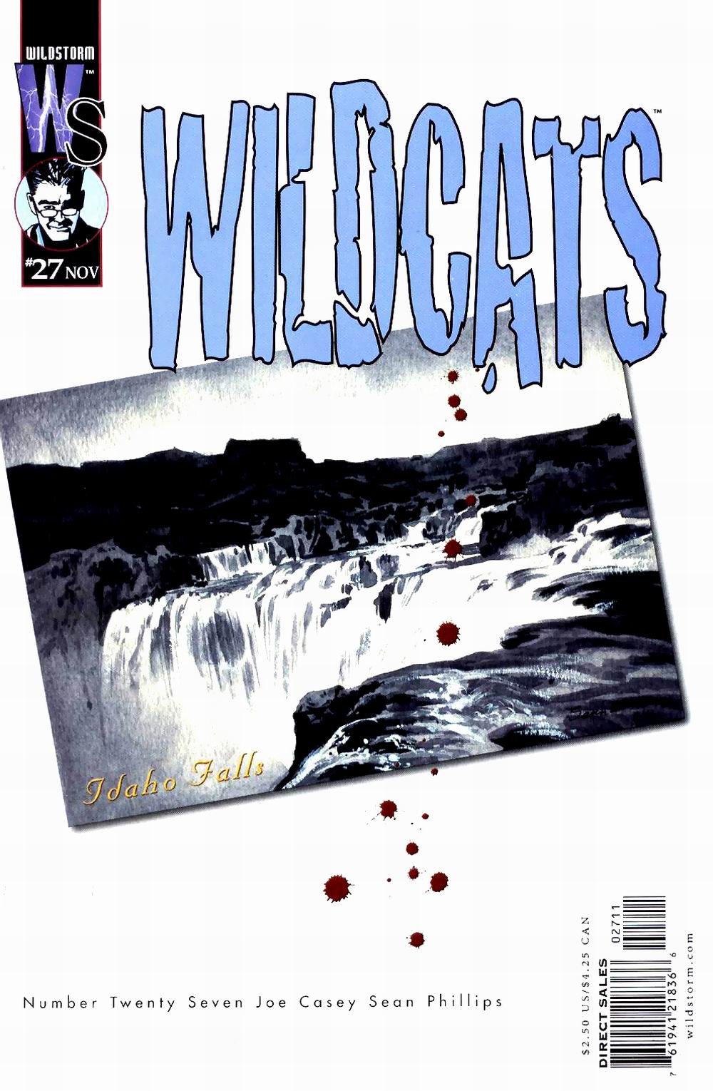 Wildcats (1999) Issue #27 #28 - English 1