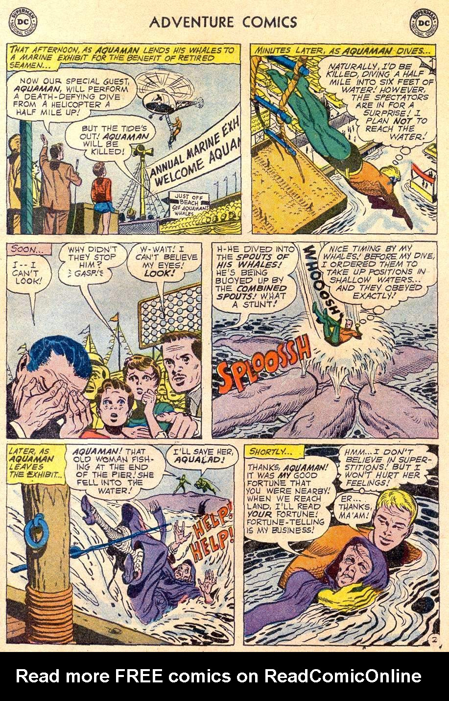 Read online Adventure Comics (1938) comic -  Issue #270 - 27