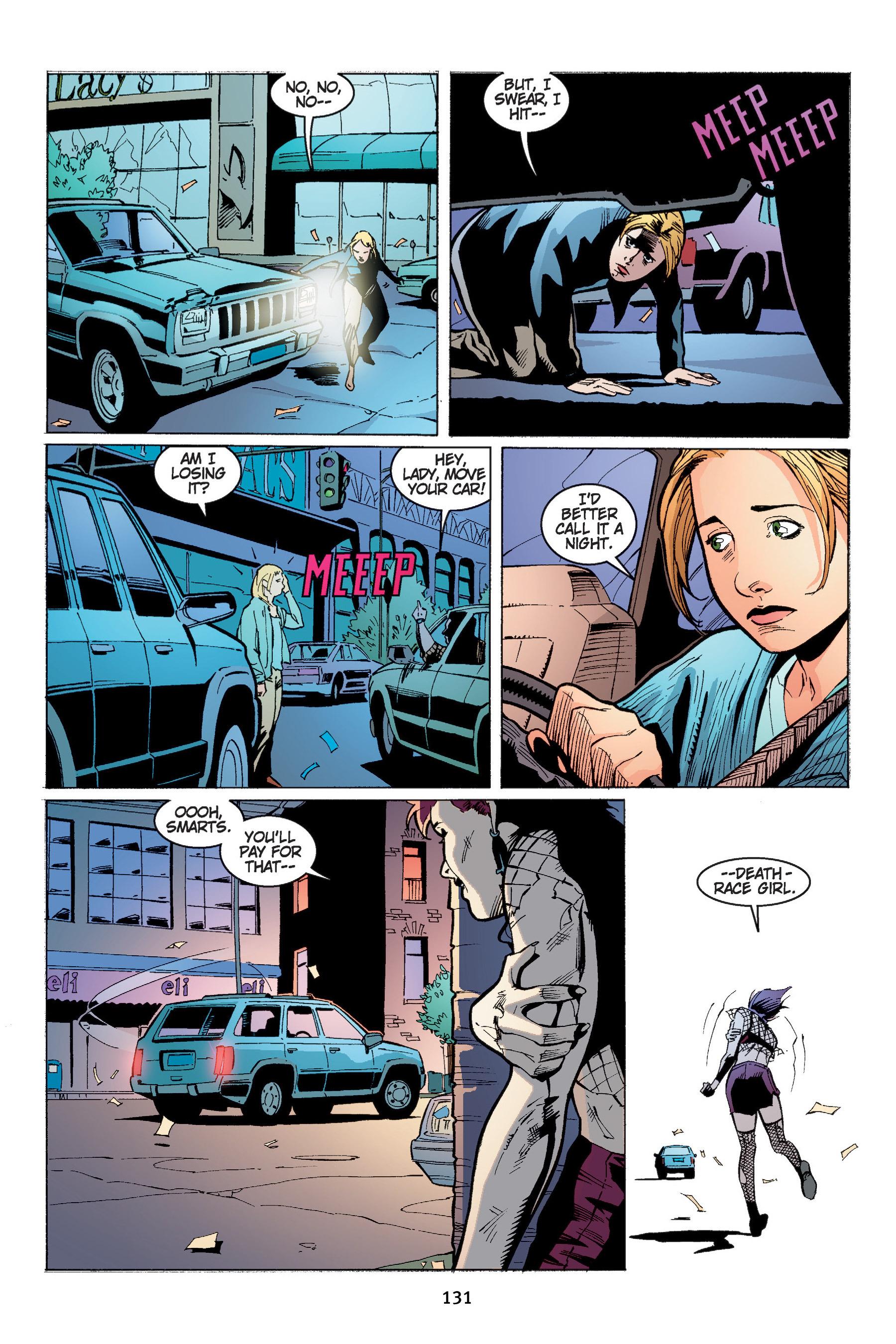 Read online Buffy the Vampire Slayer: Omnibus comic -  Issue # TPB 4 - 132
