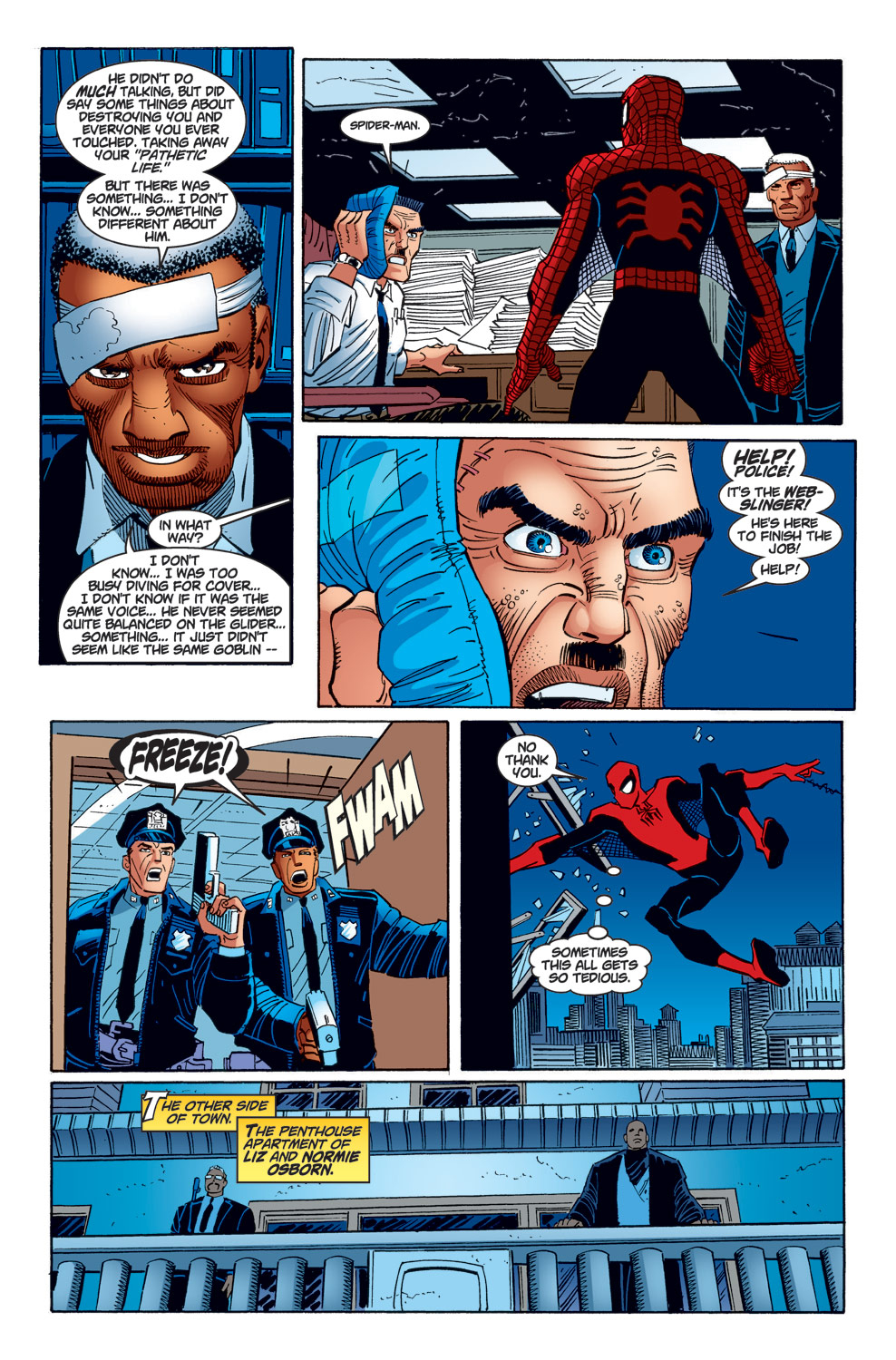 The Amazing Spider-Man (1999) 25 Page 14