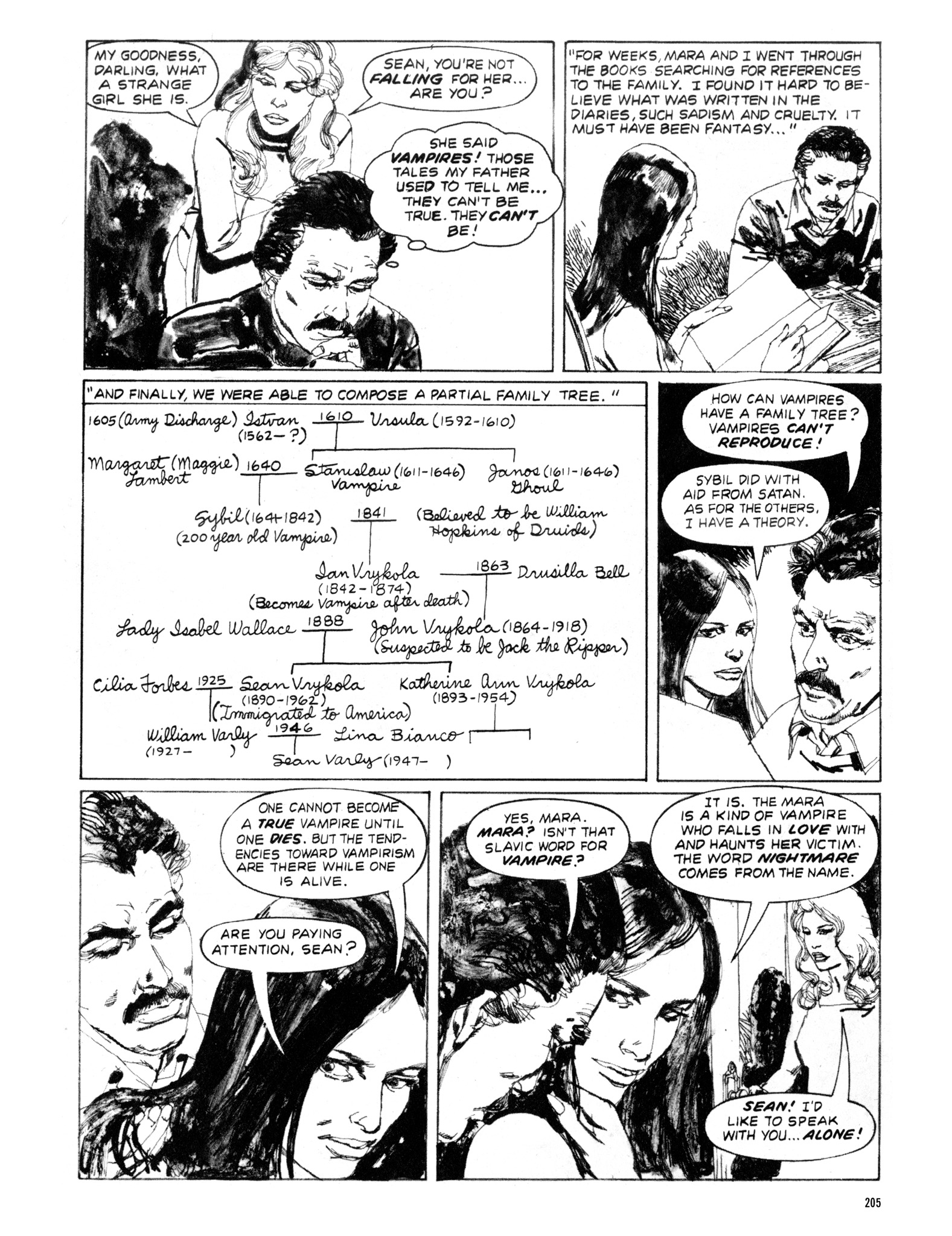 Read online Eerie Archives comic -  Issue # TPB 20 - 205