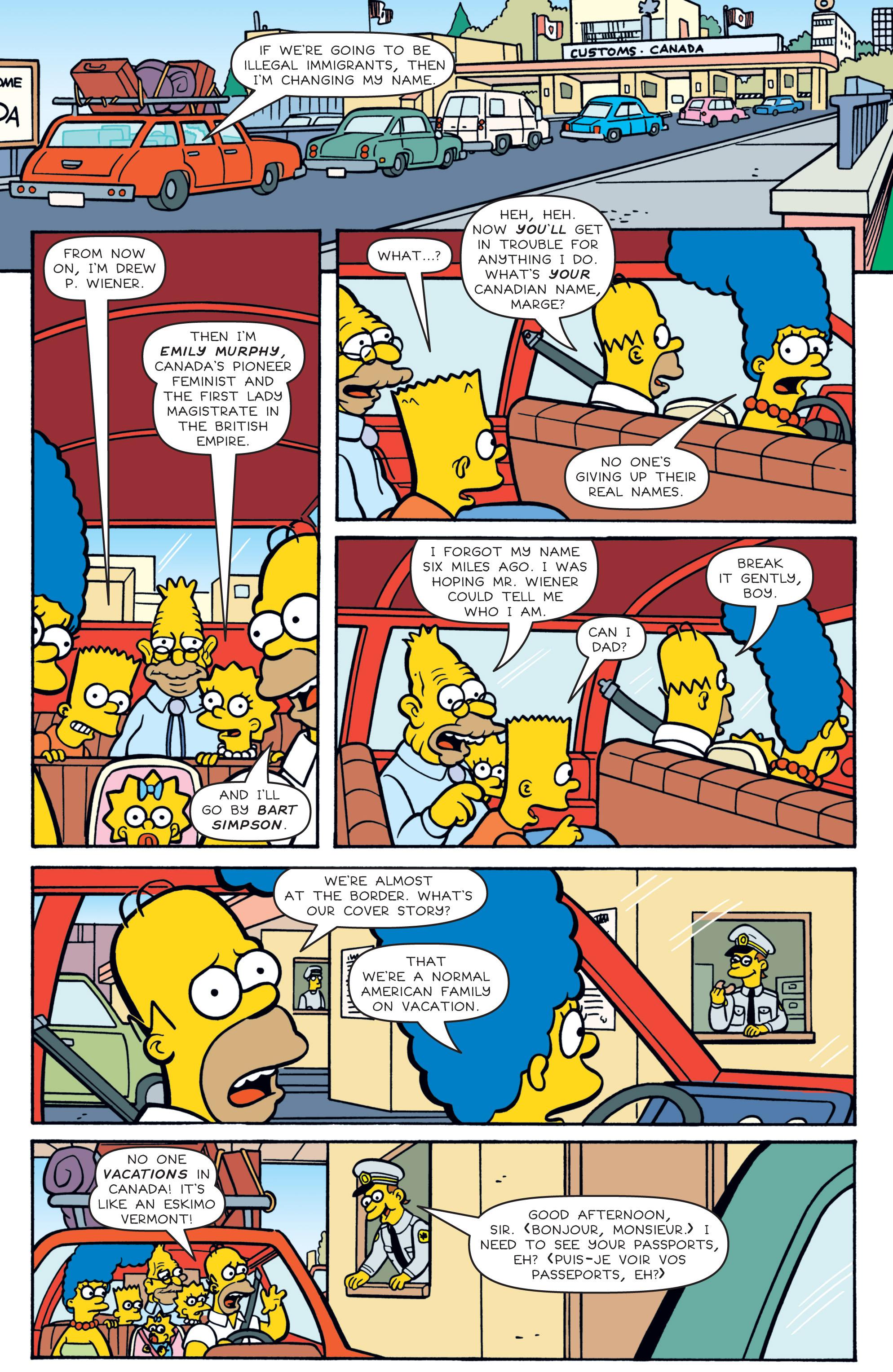 Read online Simpsons Comics comic -  Issue #180 - 9