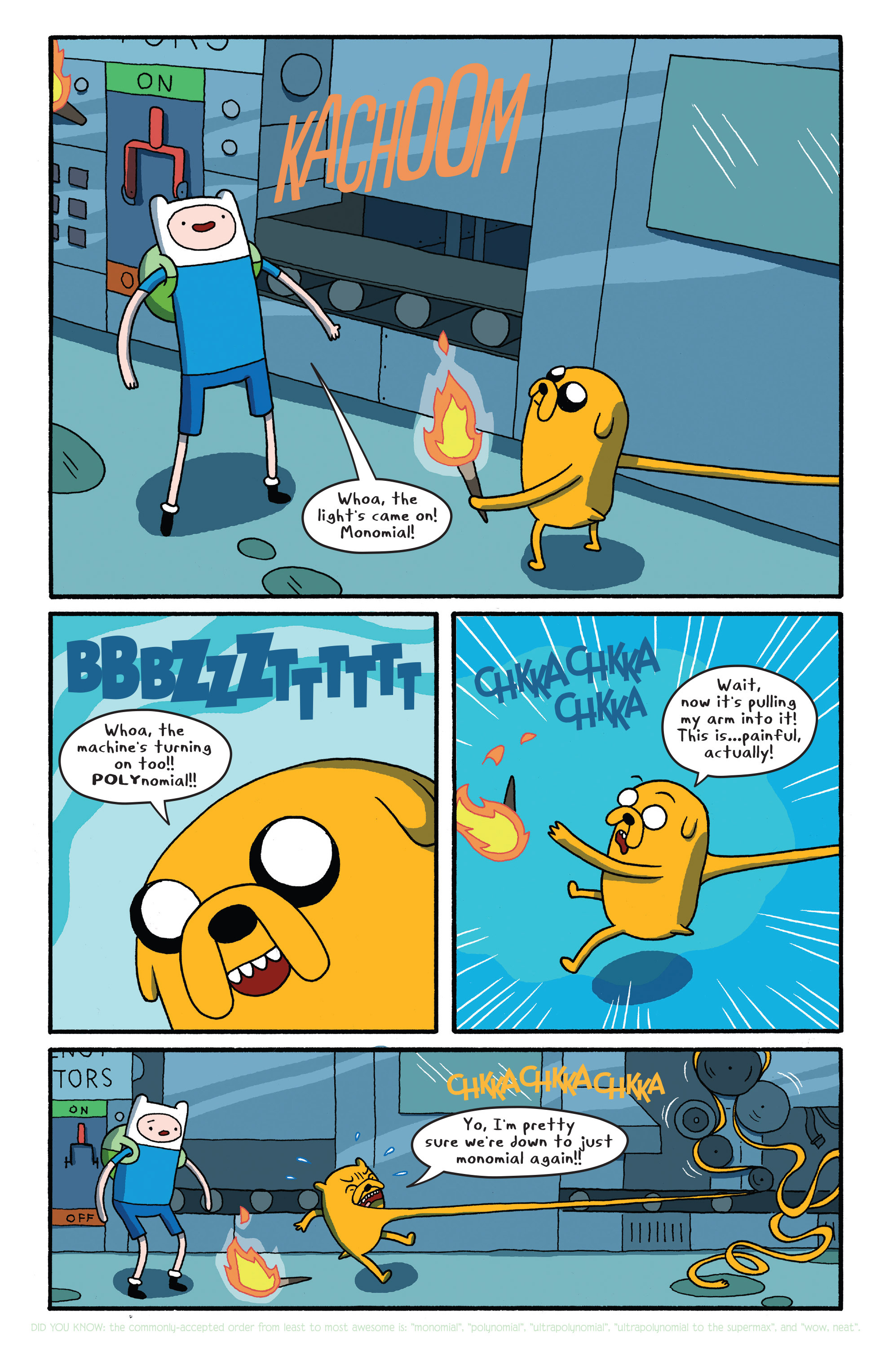 Read online Adventure Time comic -  Issue #Adventure Time _TPB 6 - 40