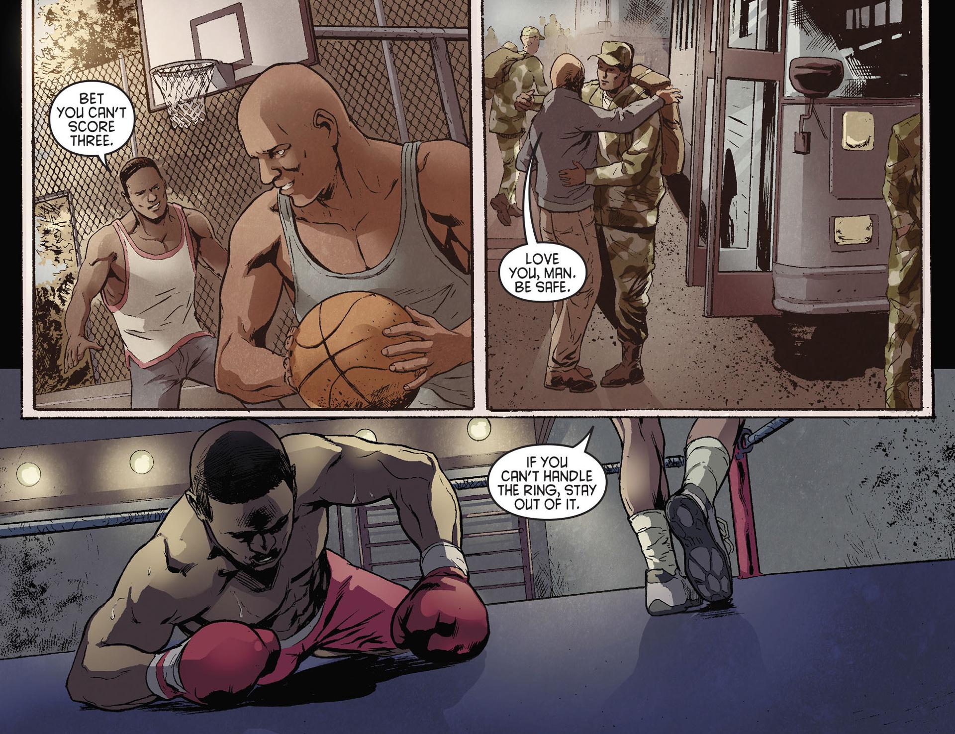 Read online Arrow [II] comic -  Issue #28 - 8