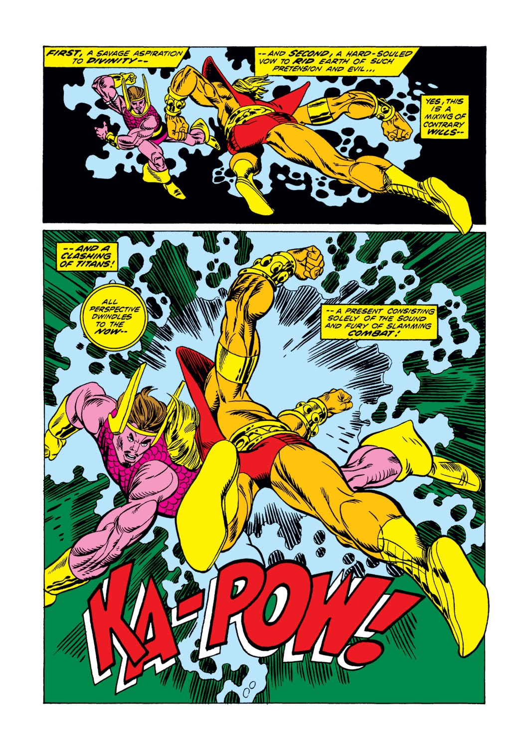 Warlock (1972) issue 3 - Page 17