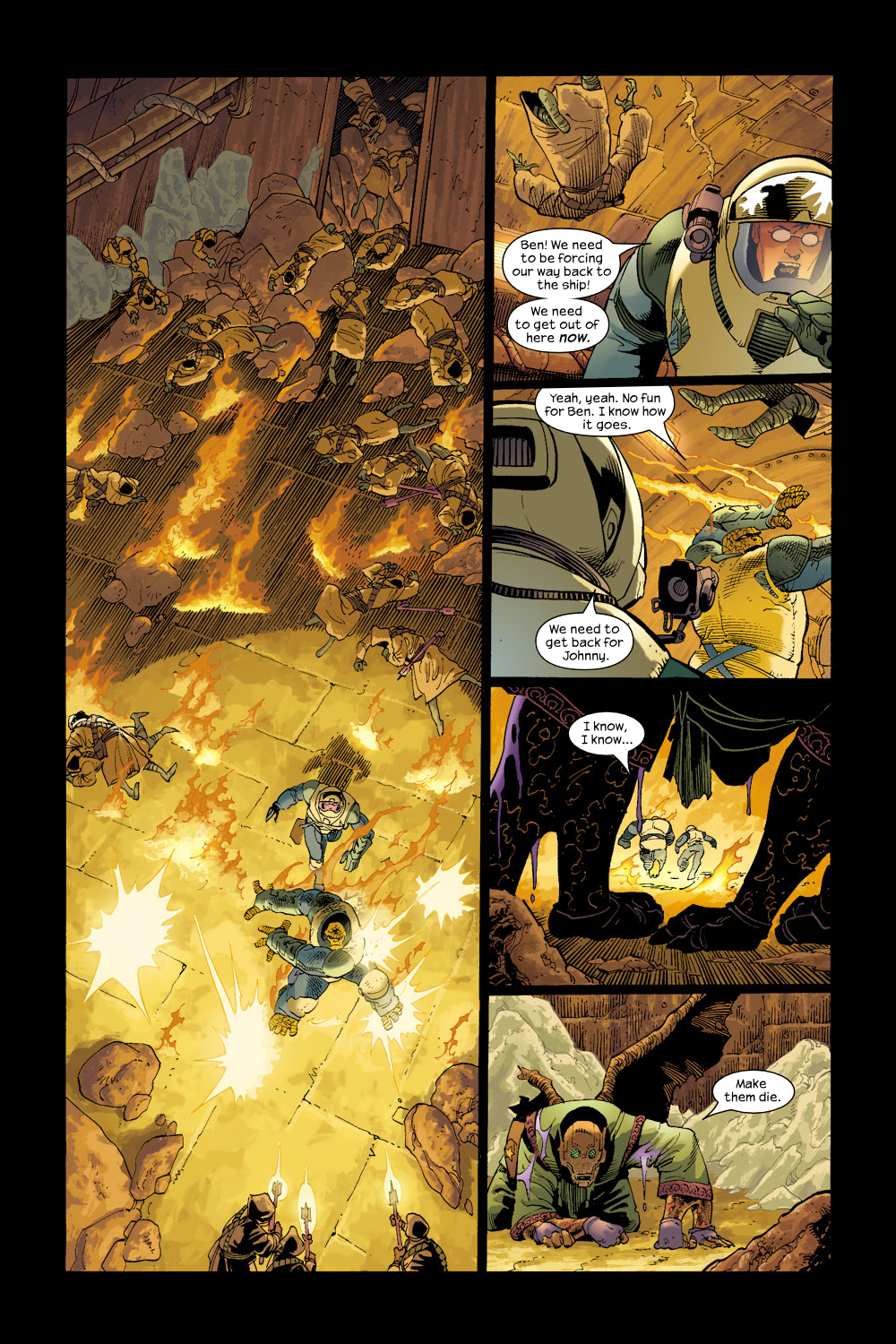 Read online Ultimate Fantastic Four (2004) comic -  Issue #17 - 11
