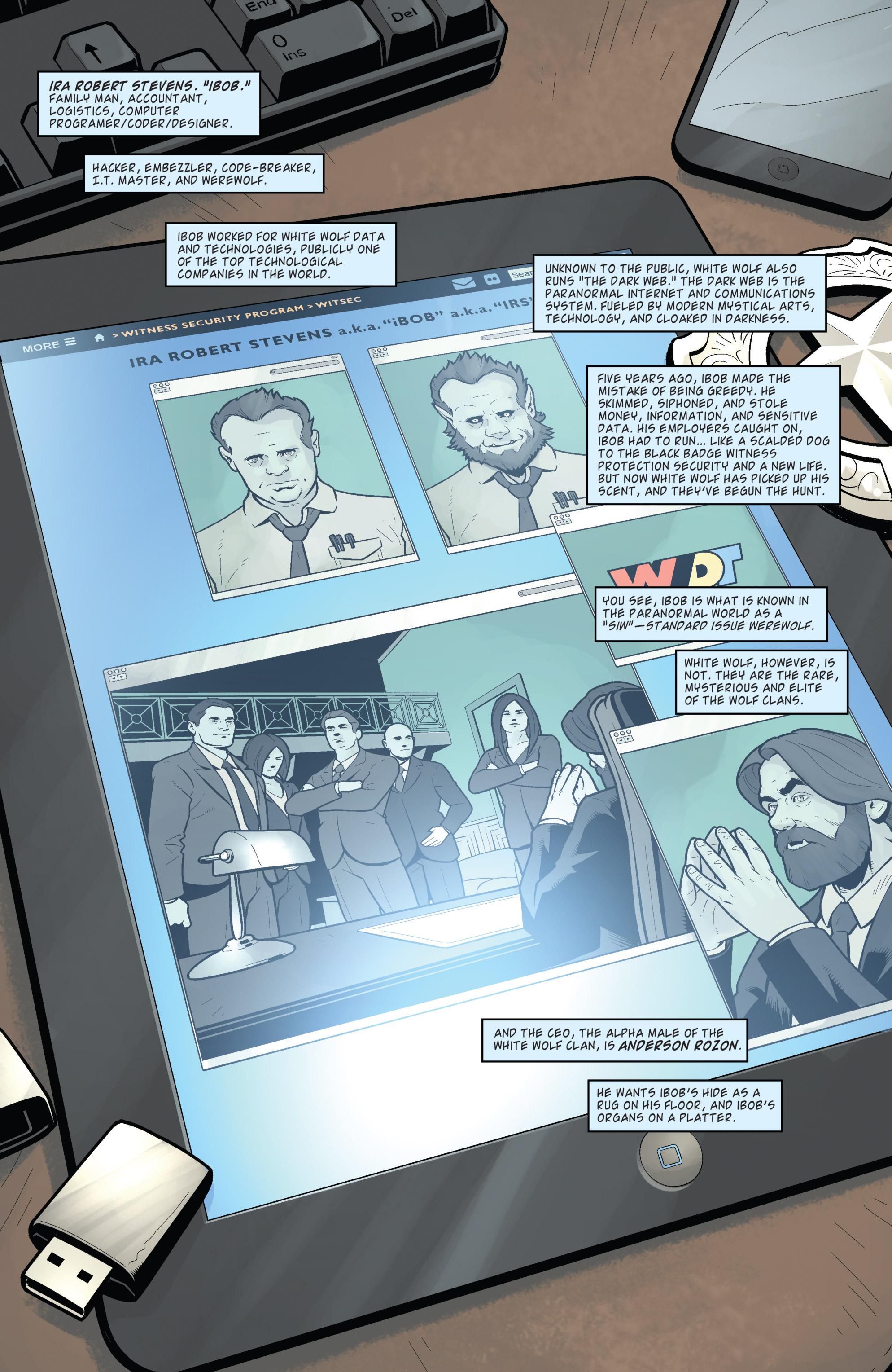 Read online Wynonna Earp (2016) comic -  Issue #8 - 3