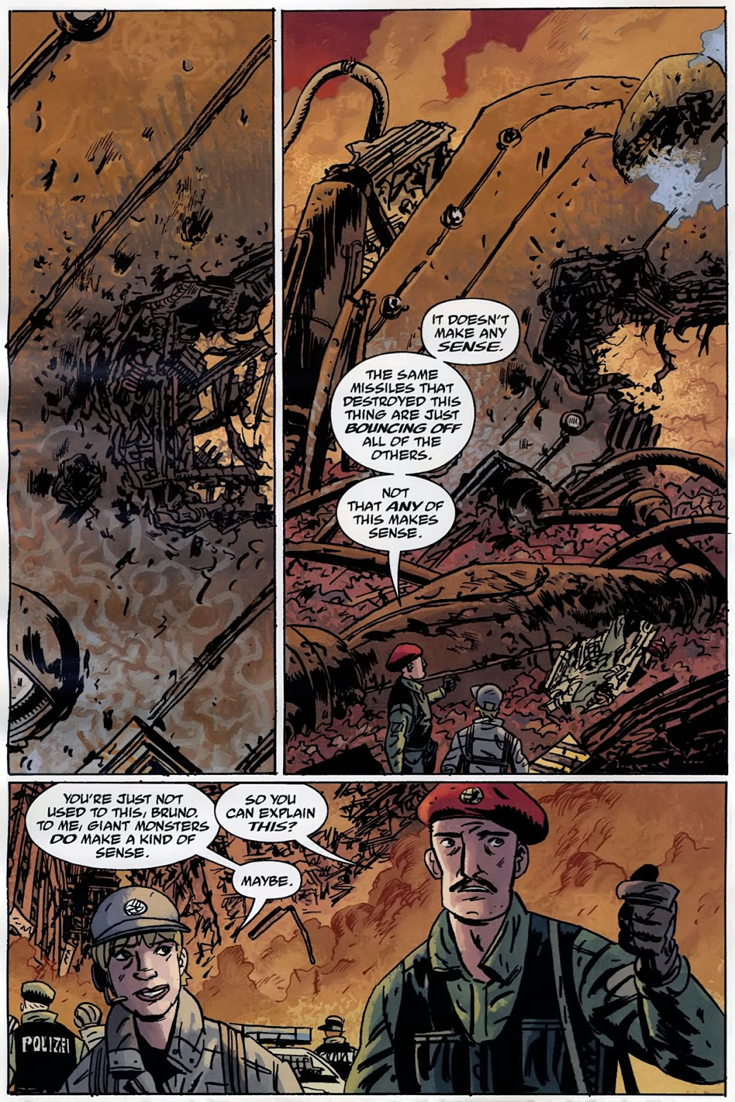 B.P.R.D.: The Warning issue 4 - Page 6