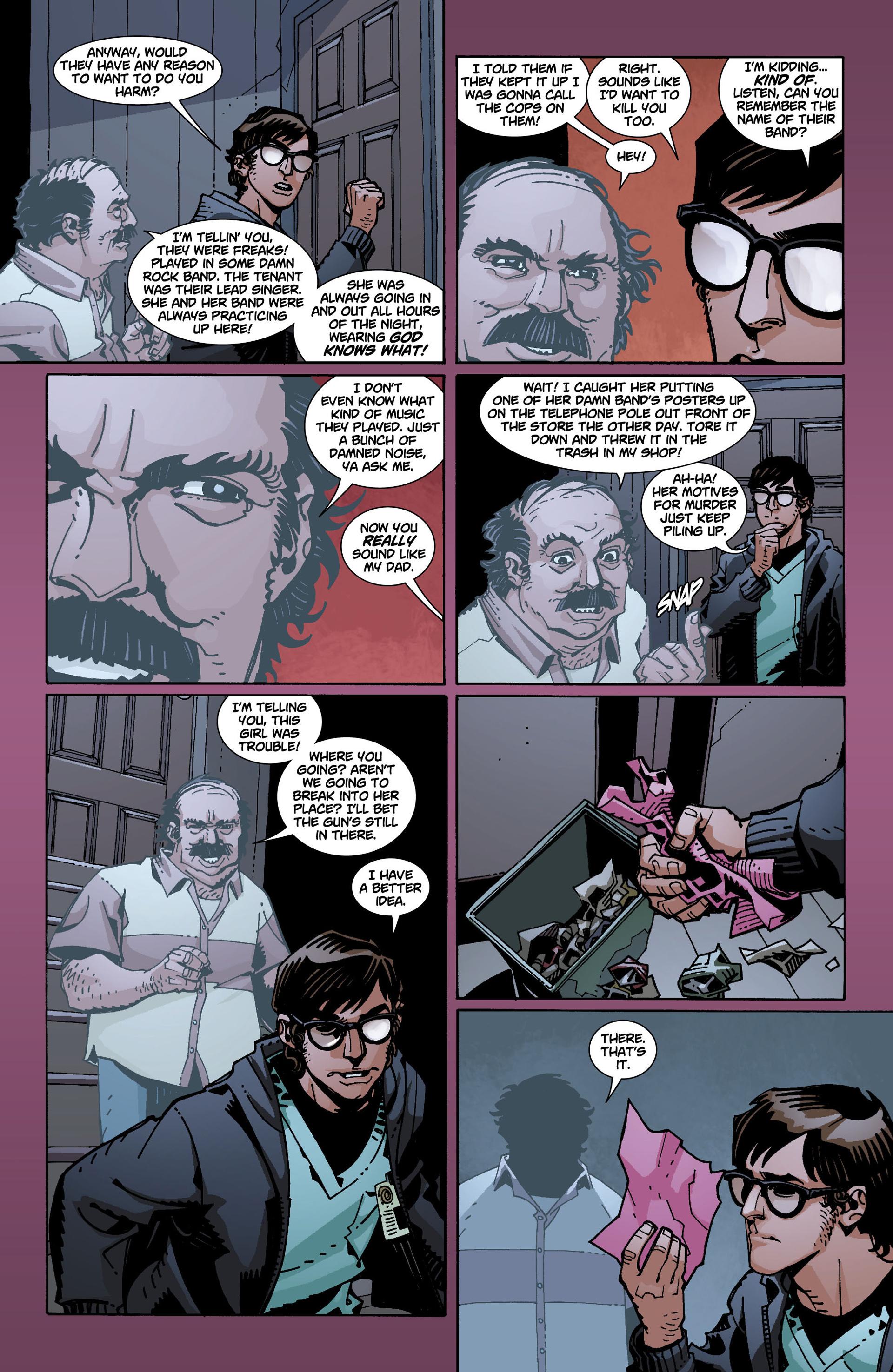 Read online National Comics: Eternity comic -  Issue # Full - 20