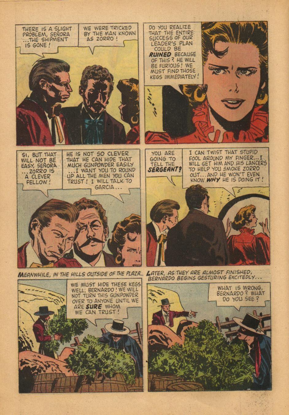Zorro (1966) issue 2 - Page 18