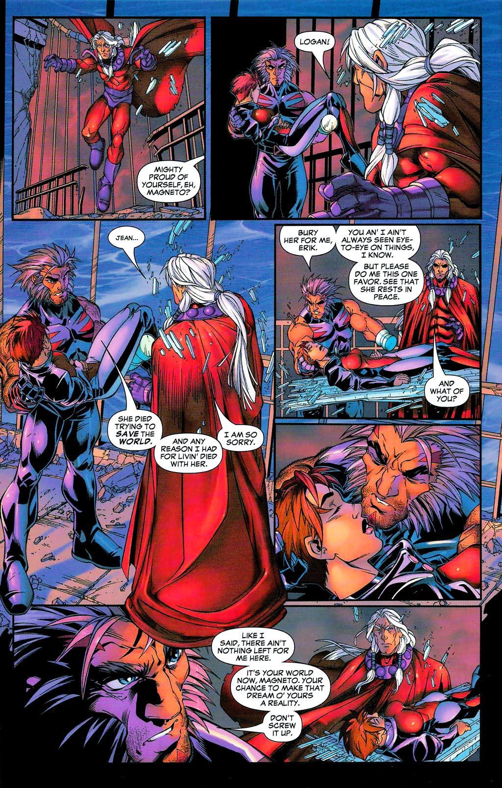 Read online Age of Apocalypse (2005) comic -  Issue #0 - 32
