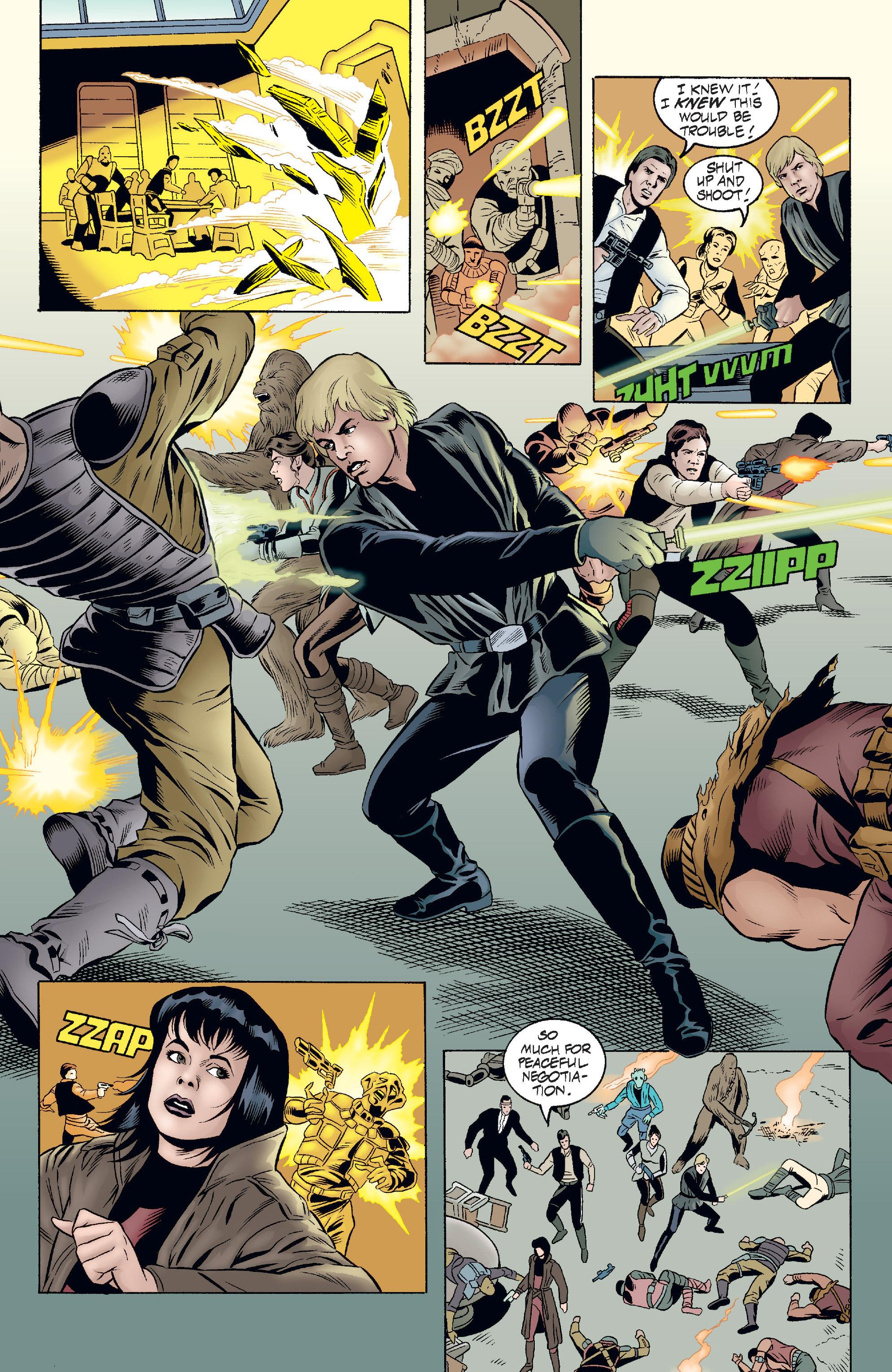 Read online Star Wars Omnibus comic -  Issue # Vol. 11 - 353