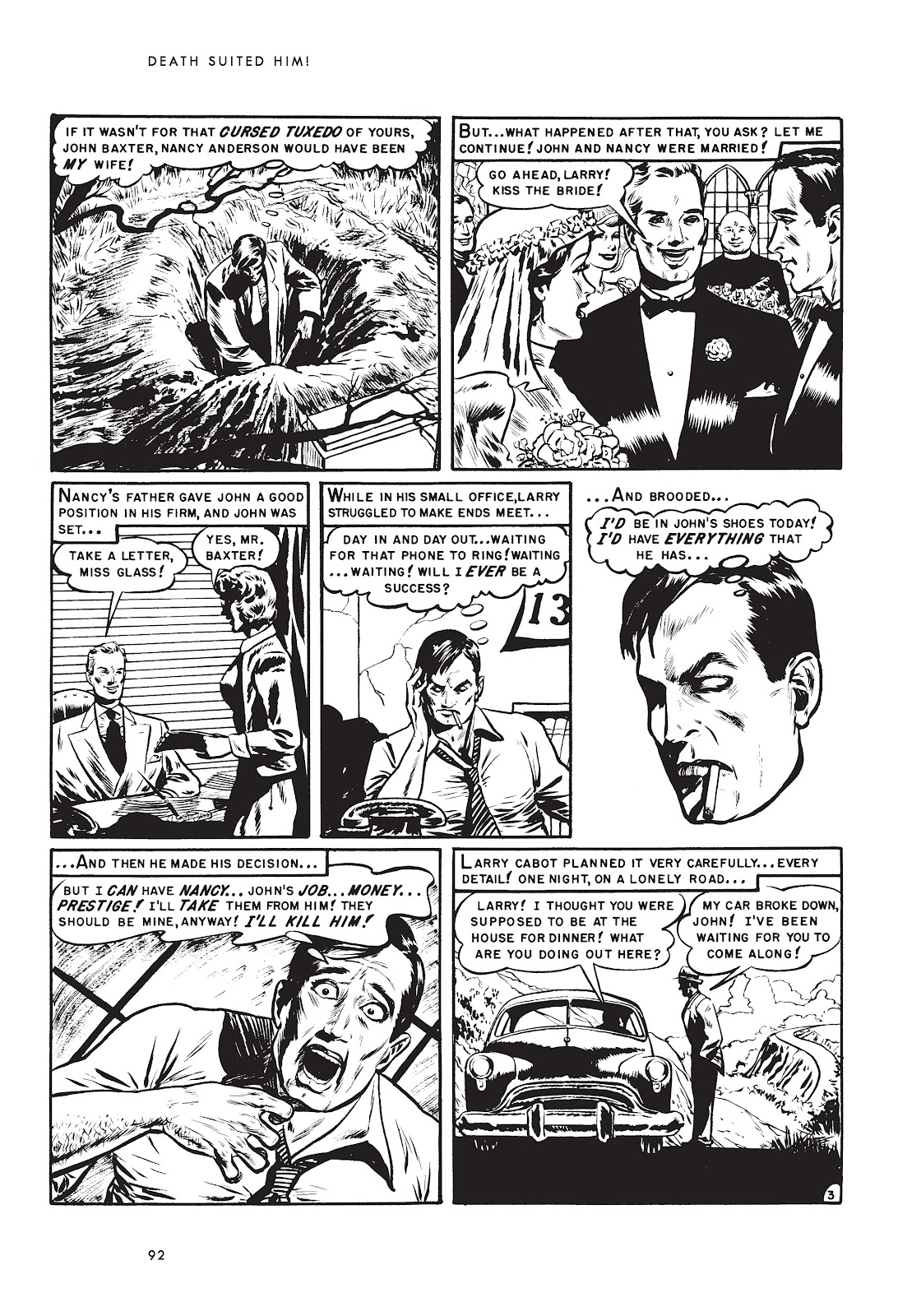 Read online Doctor of Horror and Other Stories comic -  Issue # TPB (Part 2) - 8