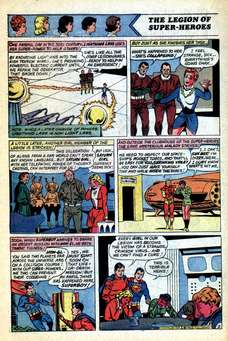 Read online Adventure Comics (1938) comic -  Issue #409 - 32