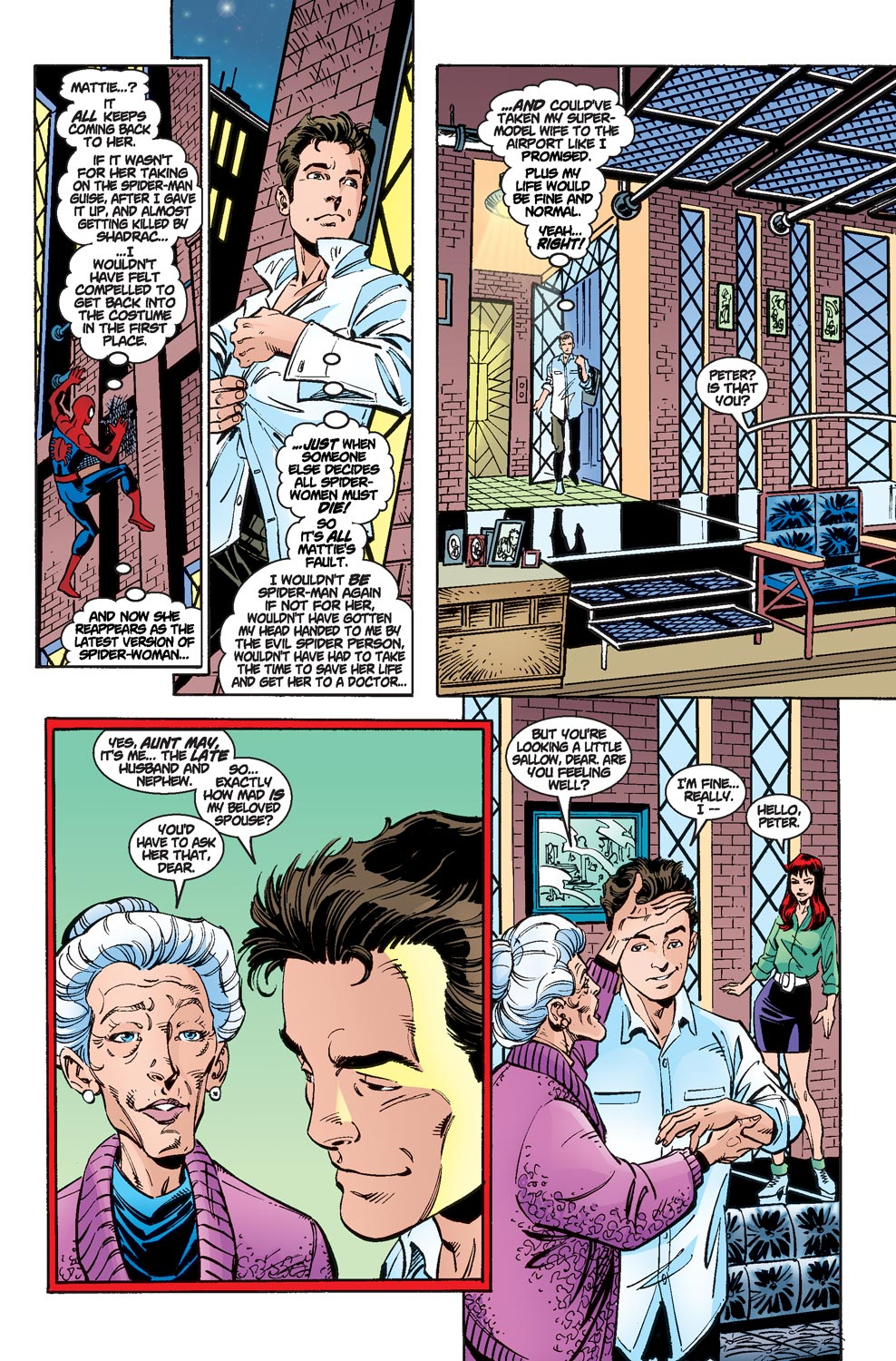 The Amazing Spider-Man (1999) 6 Page 4