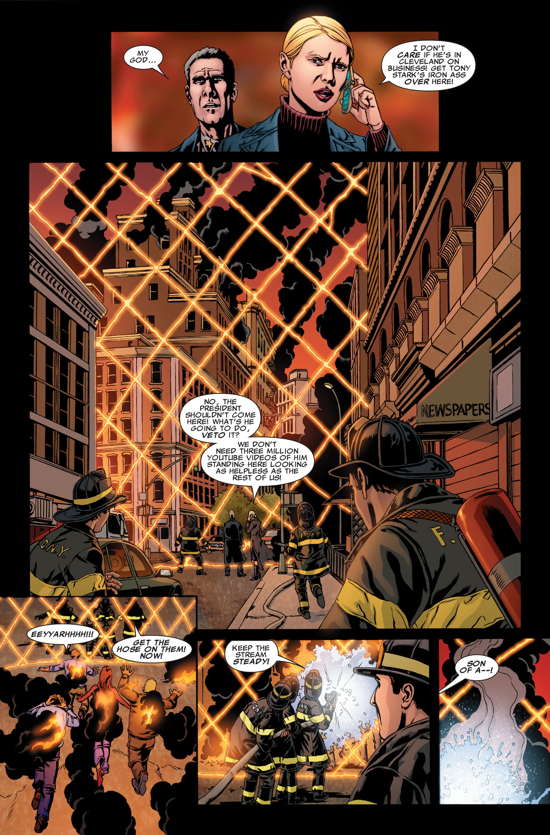 Read online X-Factor (2006) comic -  Issue #31 - 10