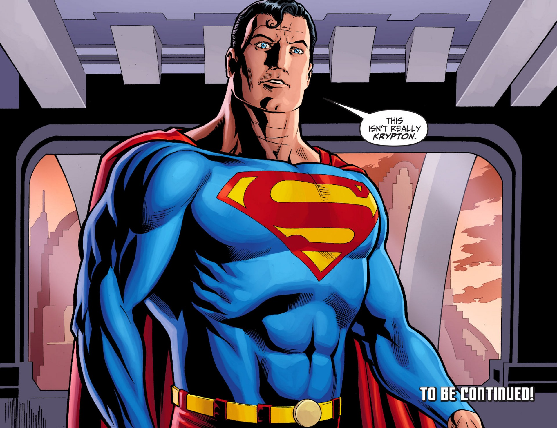 Read online Adventures of Superman [I] comic -  Issue #23 - 22