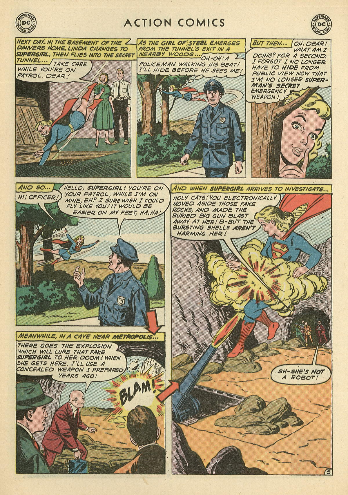 Read online Action Comics (1938) comic -  Issue #286 - 24