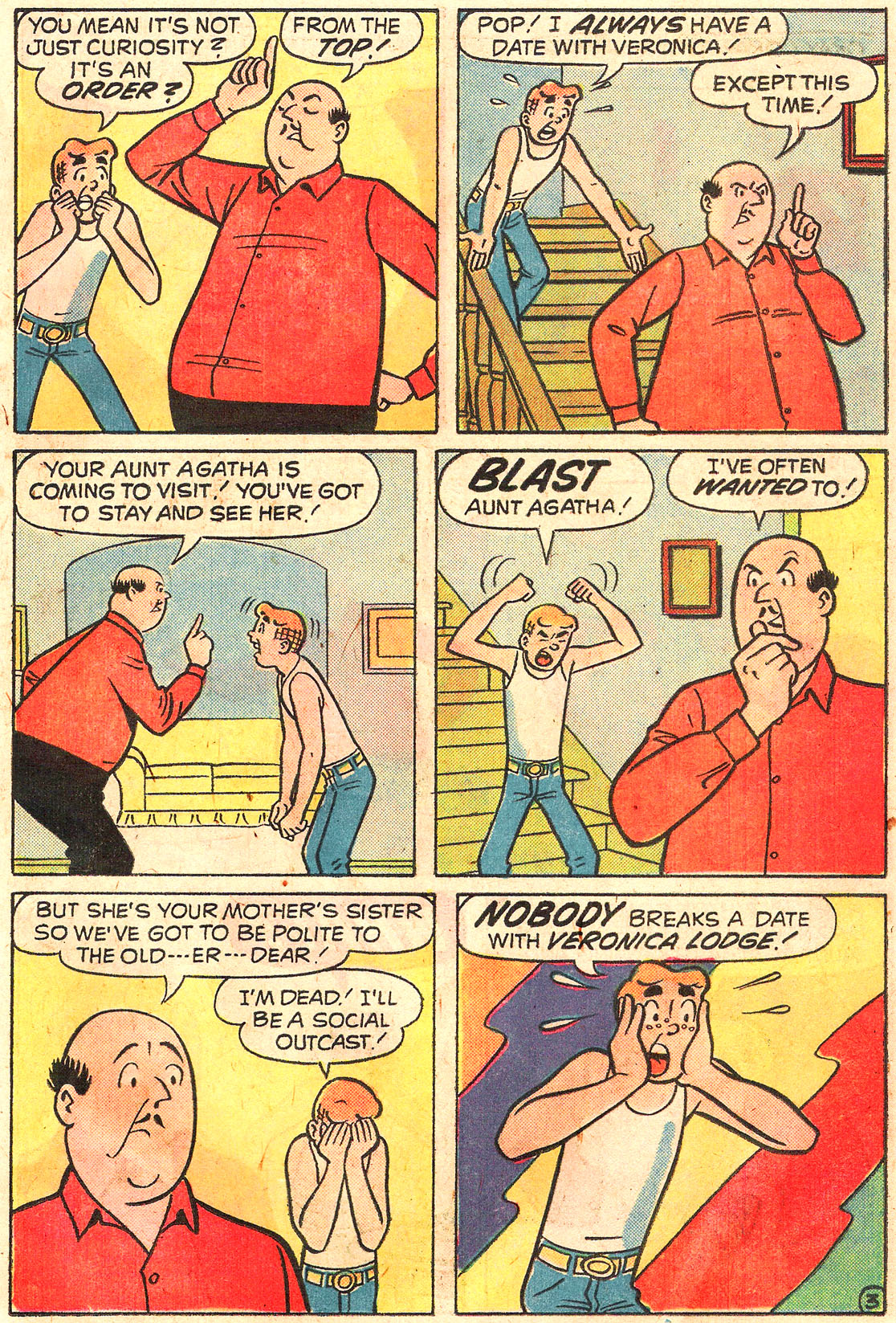 Read online Archie (1960) comic -  Issue #250 - 15