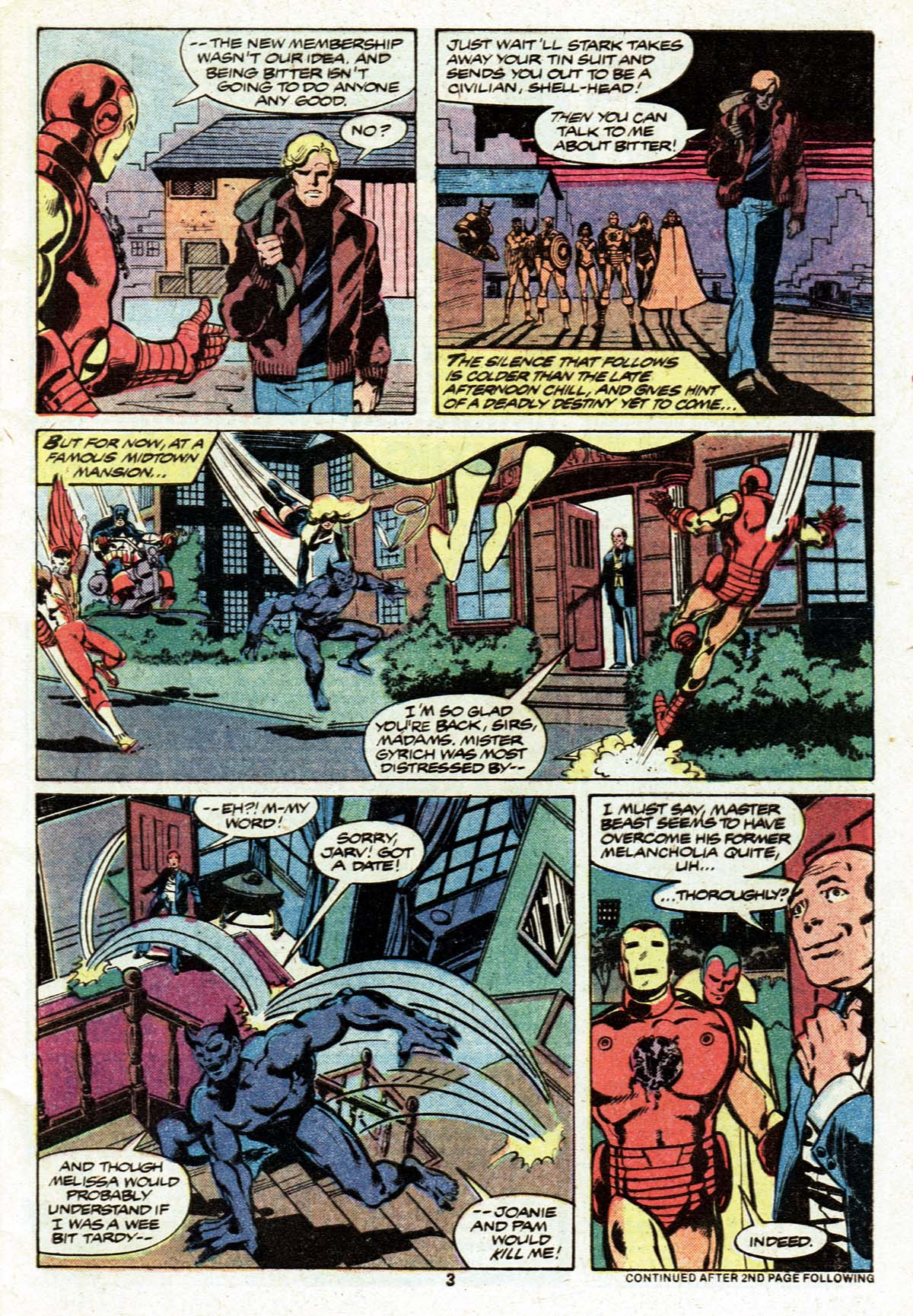 The Avengers (1963) 185 Page 3
