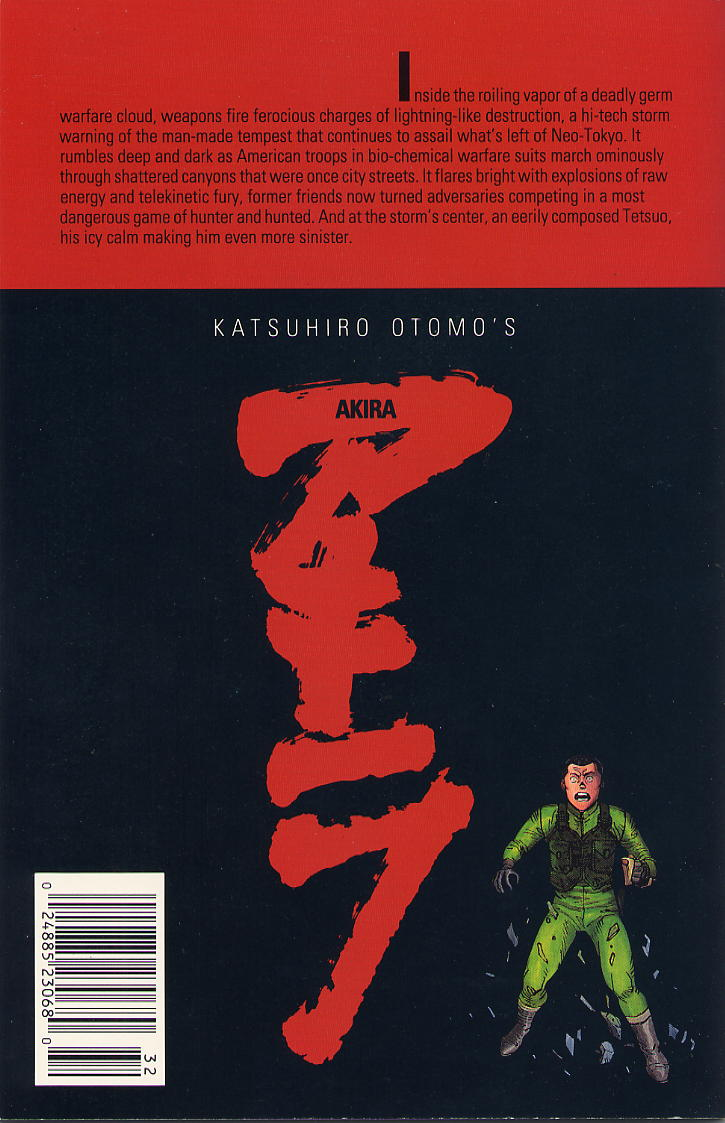Read online Akira comic -  Issue #32 - 67