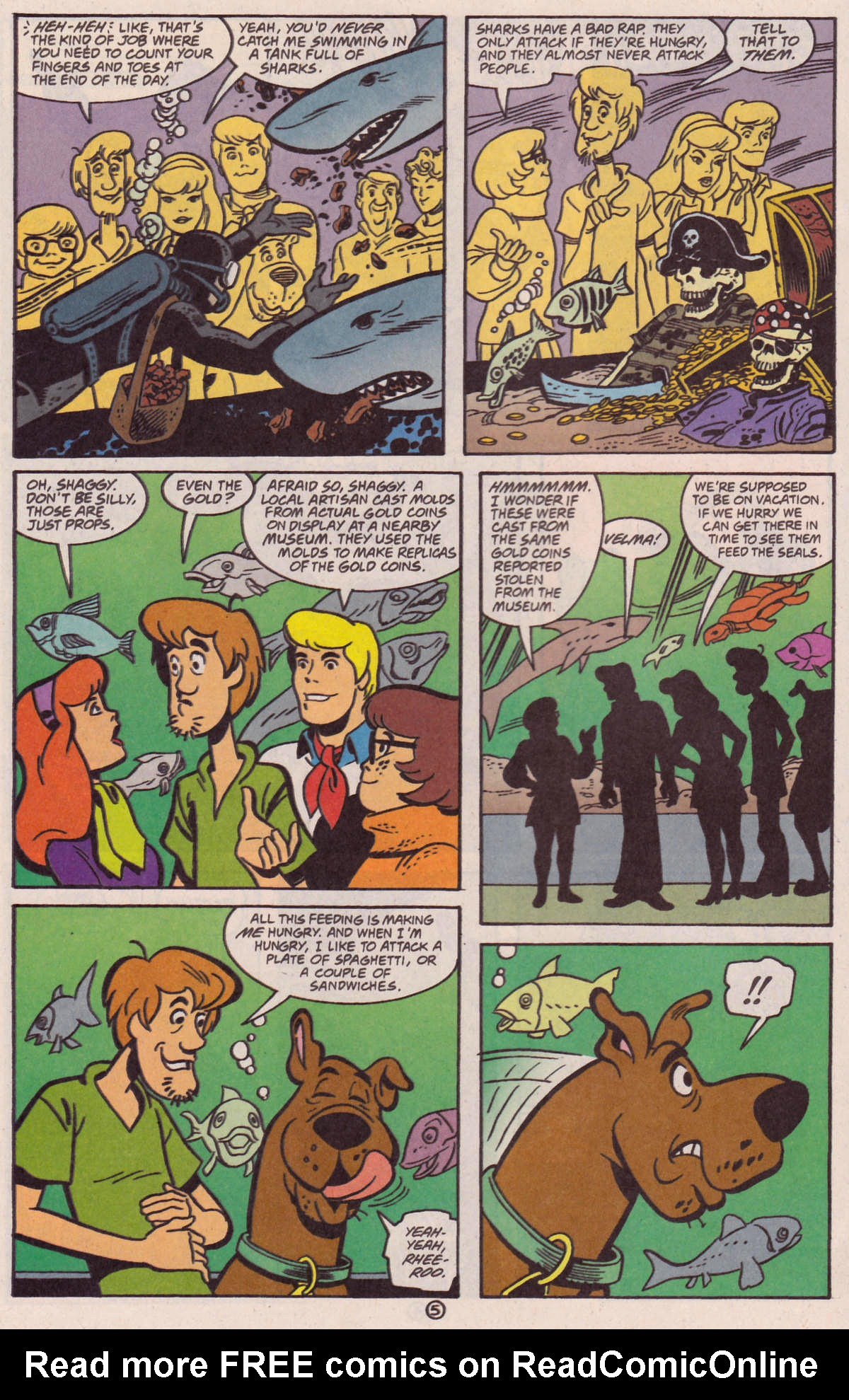 Read online Scooby-Doo (1997) comic -  Issue #29 - 16