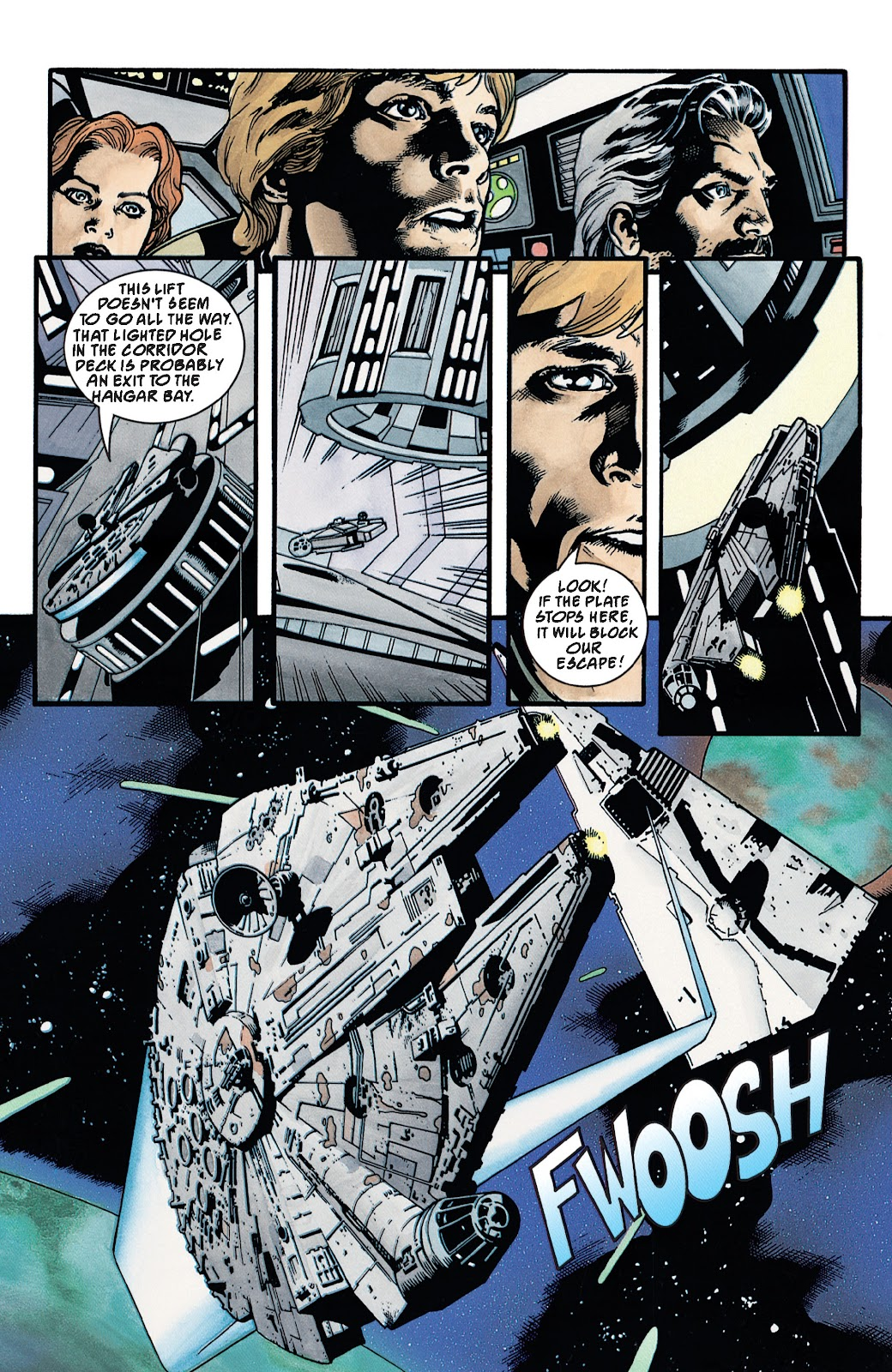 Read online Star Wars Legends: The New Republic - Epic Collection comic -  Issue # TPB 4 (Part 3) - 63