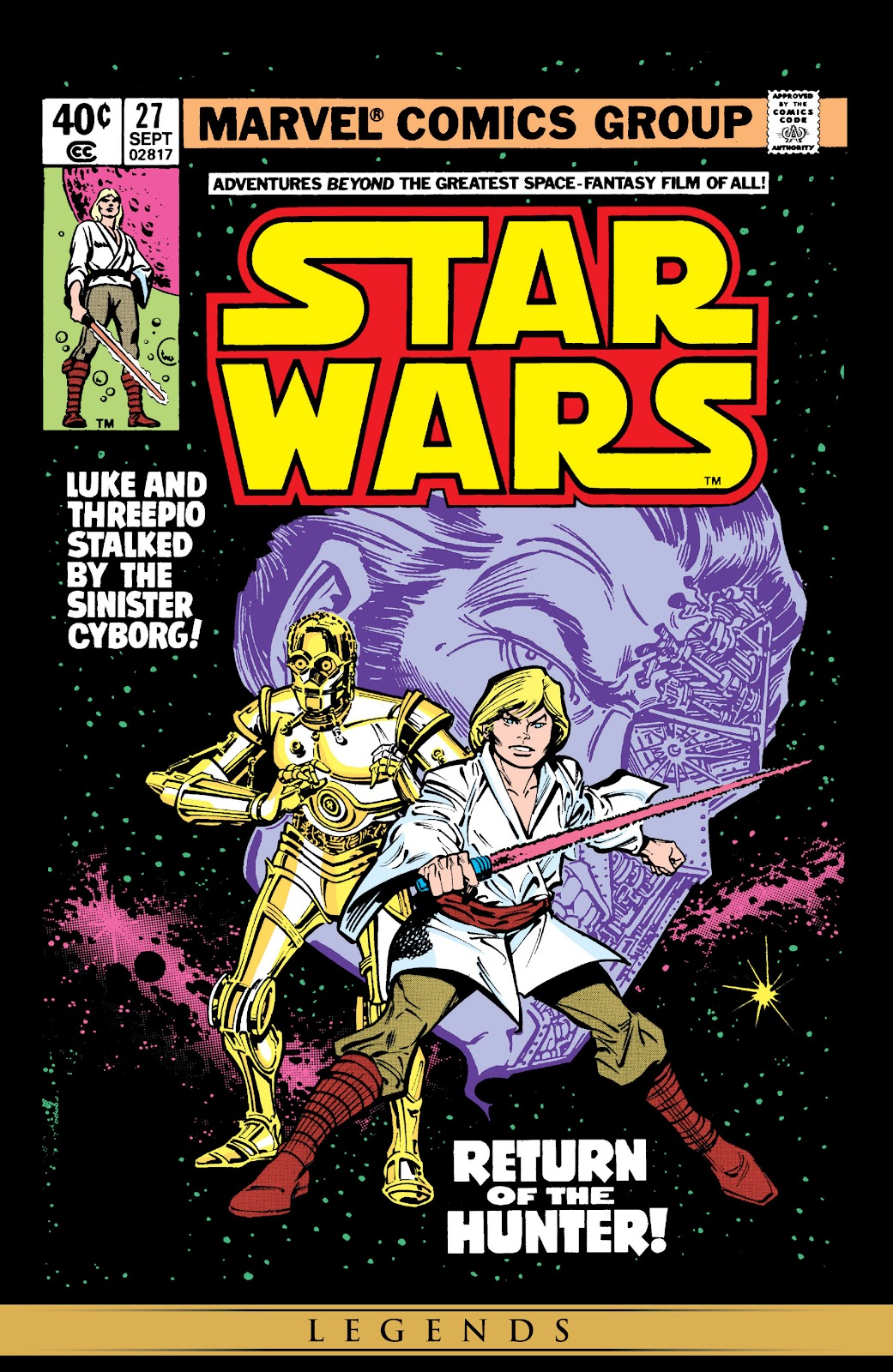 Read online Star Wars Legends: The Original Marvel Years - Epic Collection comic -  Issue # TPB 2 (Part 1) - 60