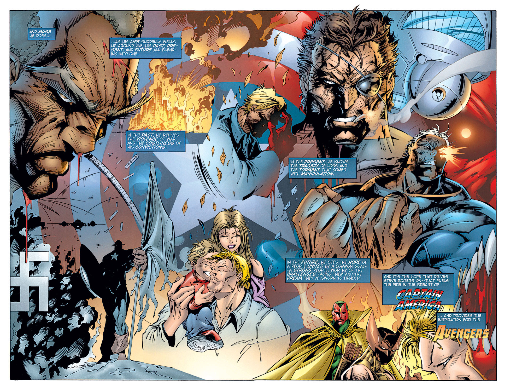 Read online Avengers (1996) comic -  Issue #1 - 11