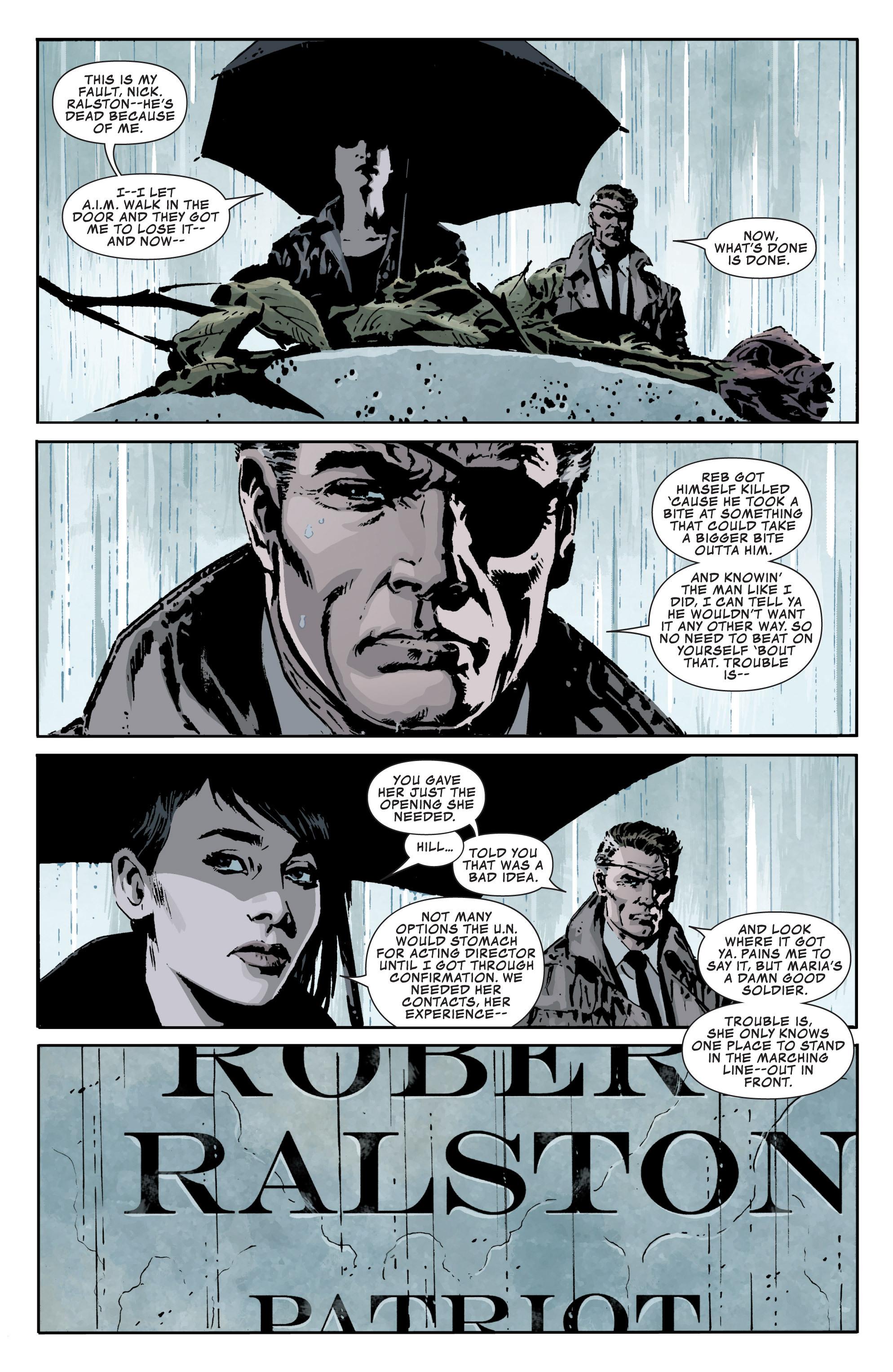 Read online Secret Avengers (2013) comic -  Issue #9 - 8