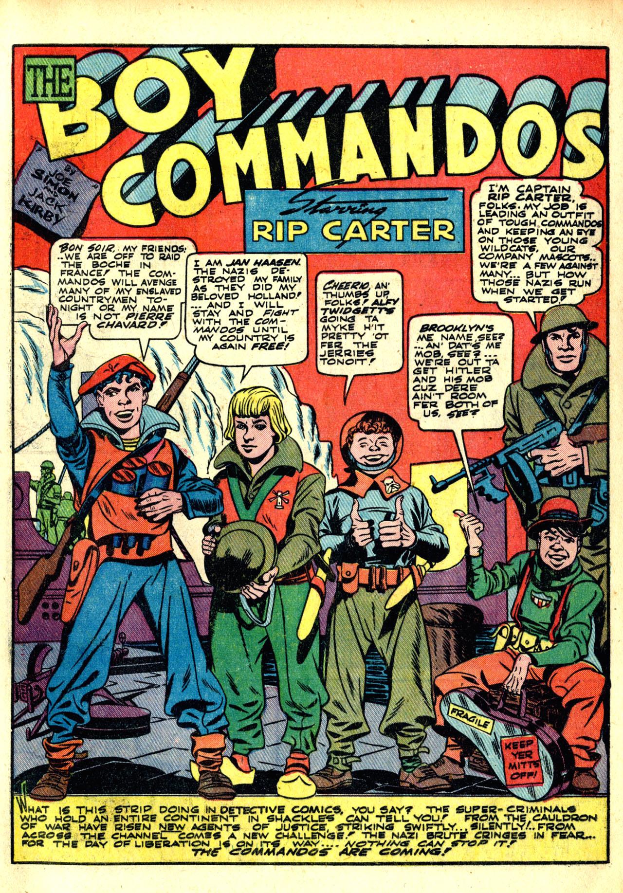 Detective Comics (1937) 64 Page 16