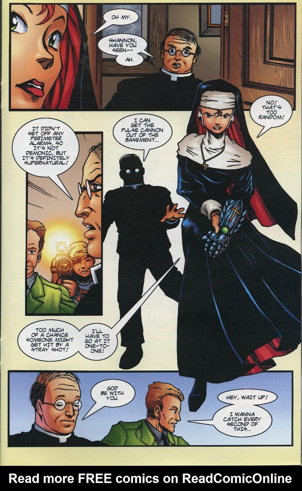 Warrior Nun Areala (1997) Issue #6 #6 - English 19