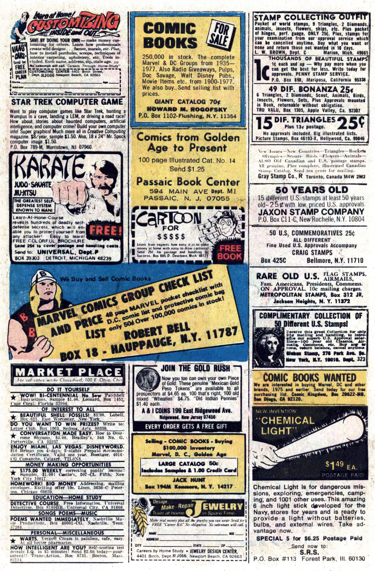 Read online Amazing Adventures (1970) comic -  Issue #38 - 26