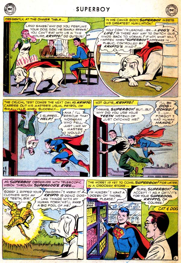 Superboy (1949) issue 71 - Page 5