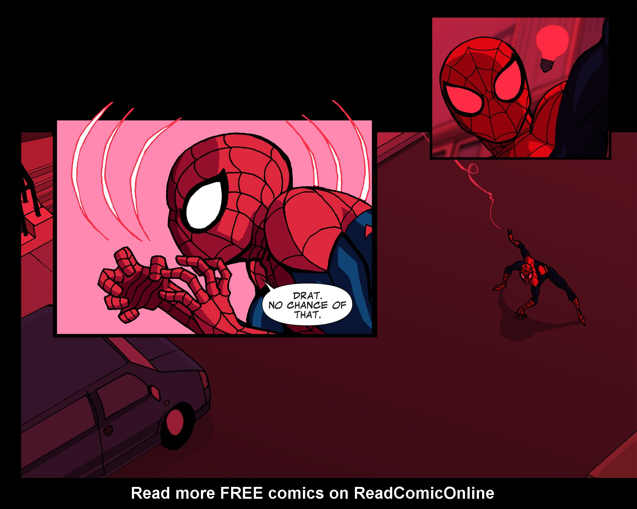 Read online Ultimate Spider-Man (Infinite Comics) (2015) comic -  Issue #5 - 15