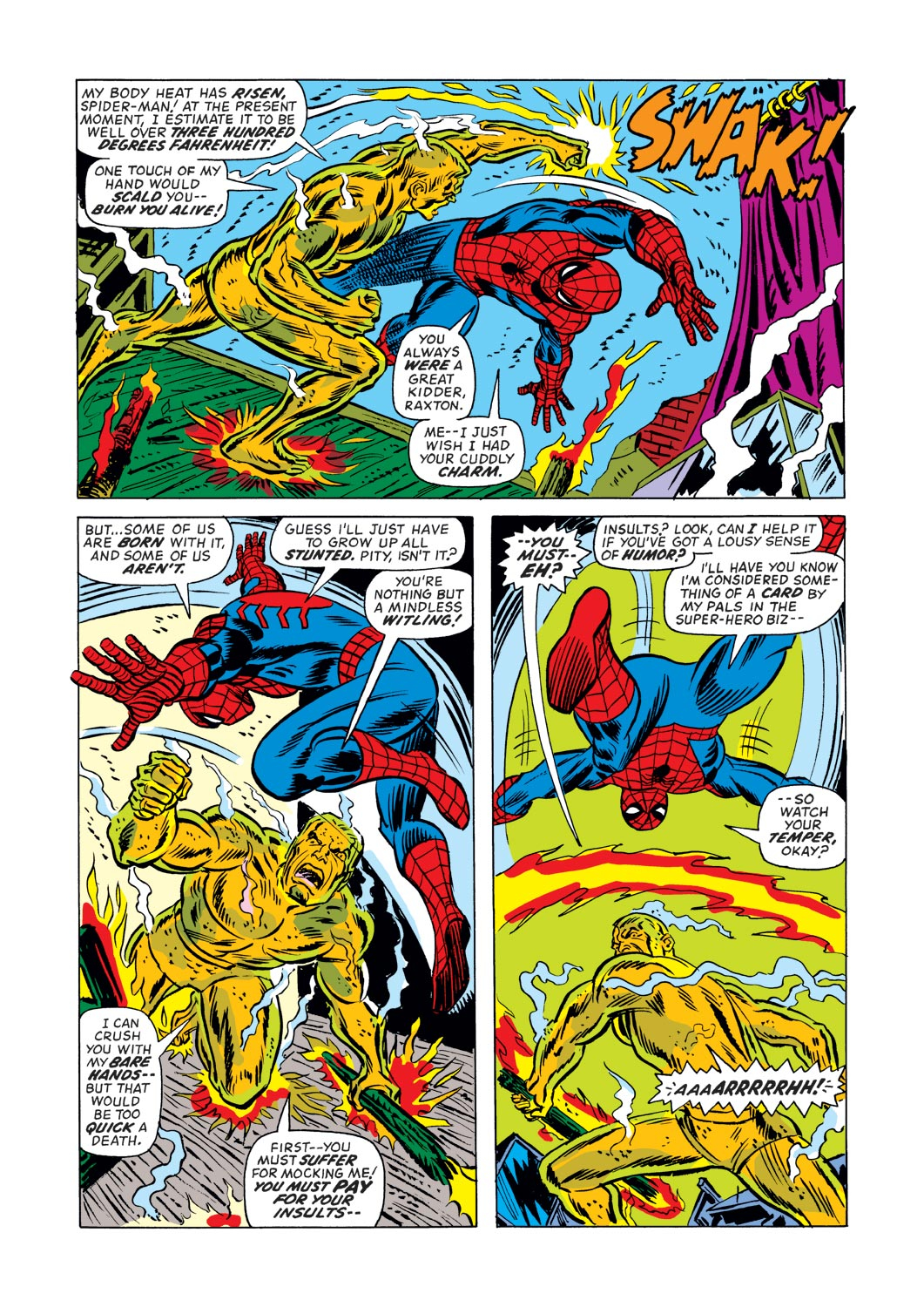 The Amazing Spider-Man (1963) 132 Page 12