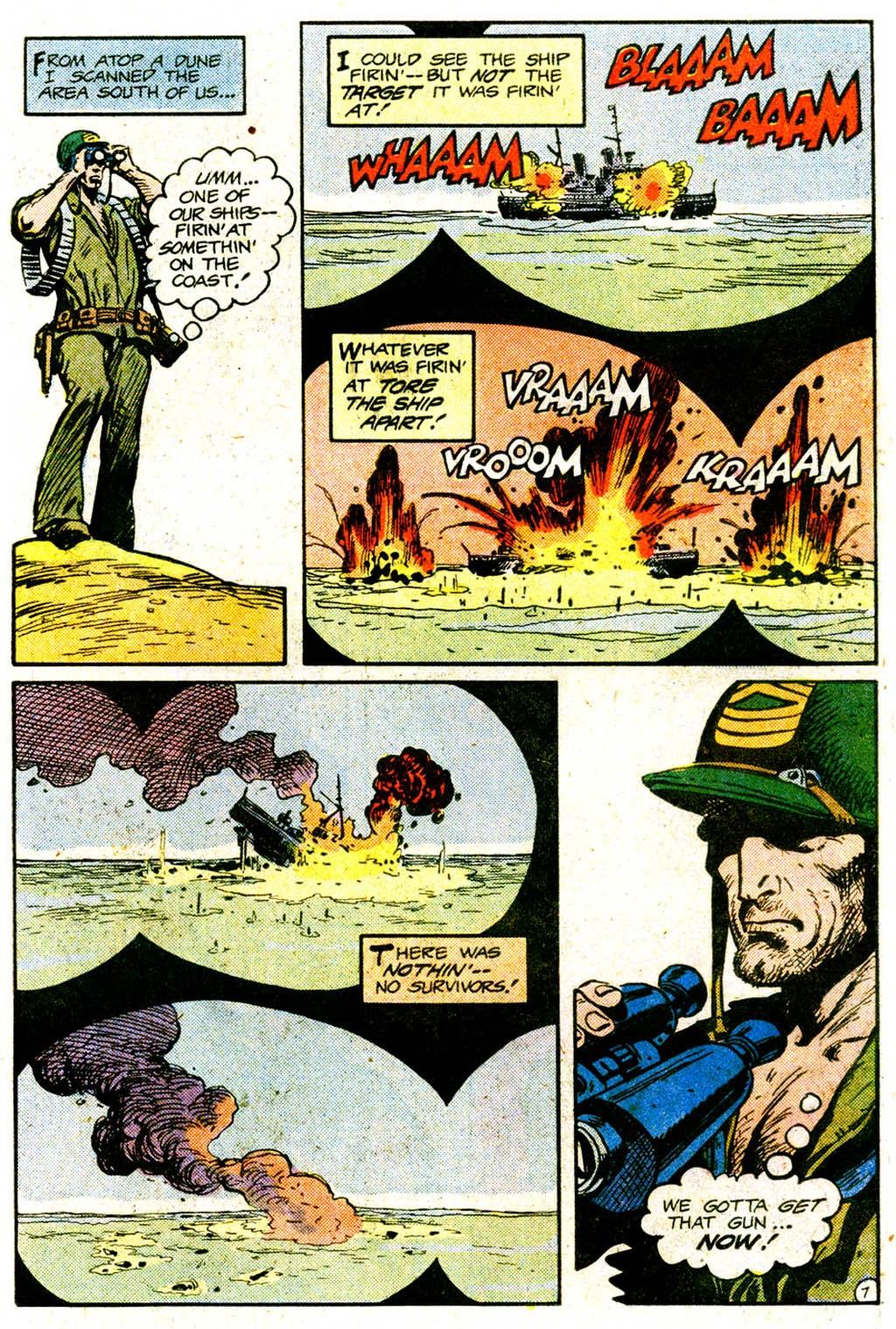 Read online Sgt. Rock comic -  Issue #365 - 10